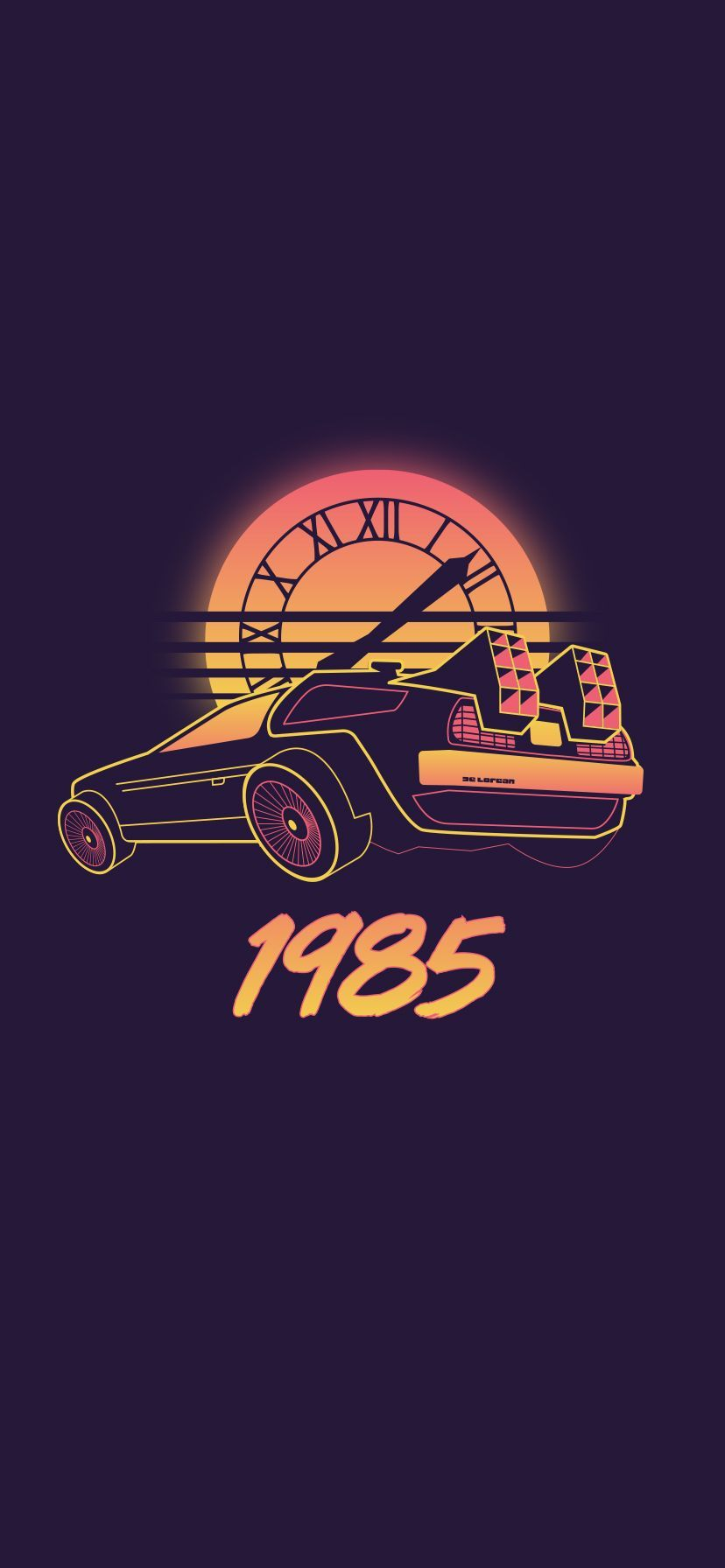 Back To The Future Iphone Wallpapers Top Free Back To The Future