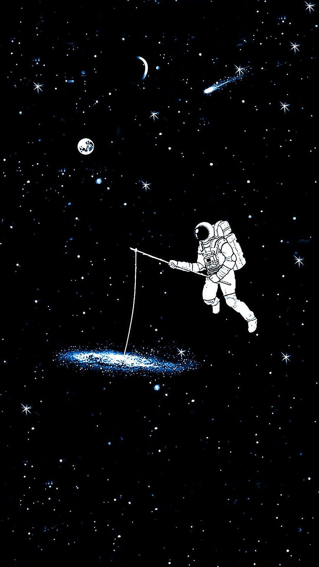 Cartoon Astronaut Wallpapers - Top Free Cartoon Astronaut ...