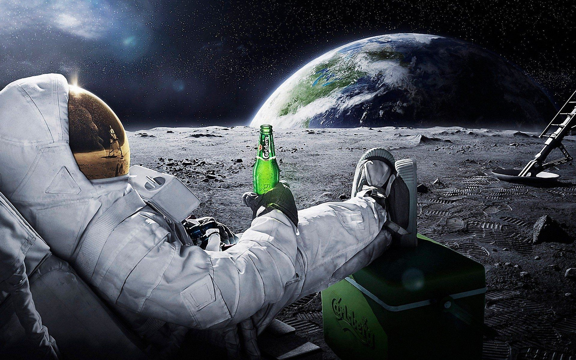 Astronaut Desktop Wallpapers Top Free Astronaut Desktop Backgrounds Wallpaperaccess