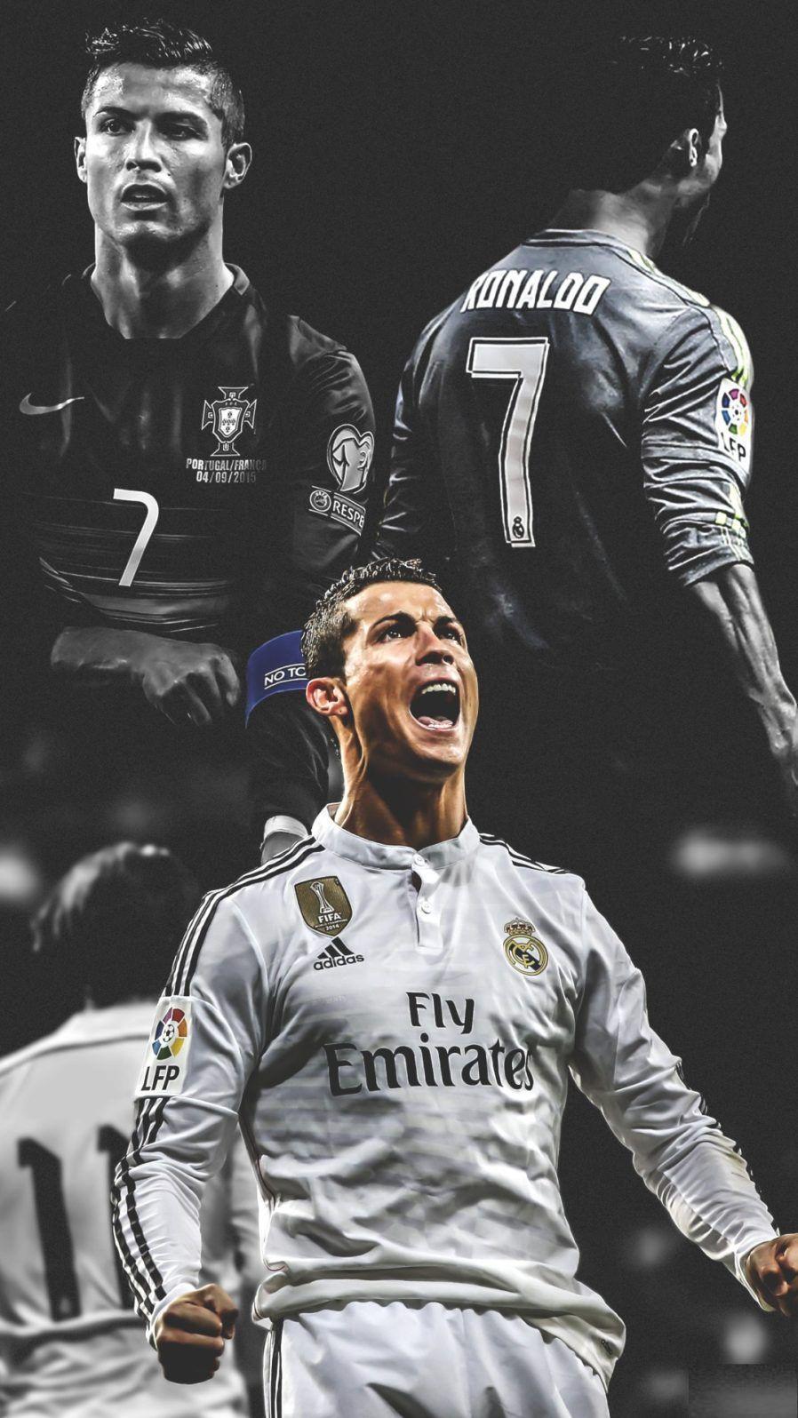 898x1596 Cristiano Ronaldo HD 2017 Hình nền