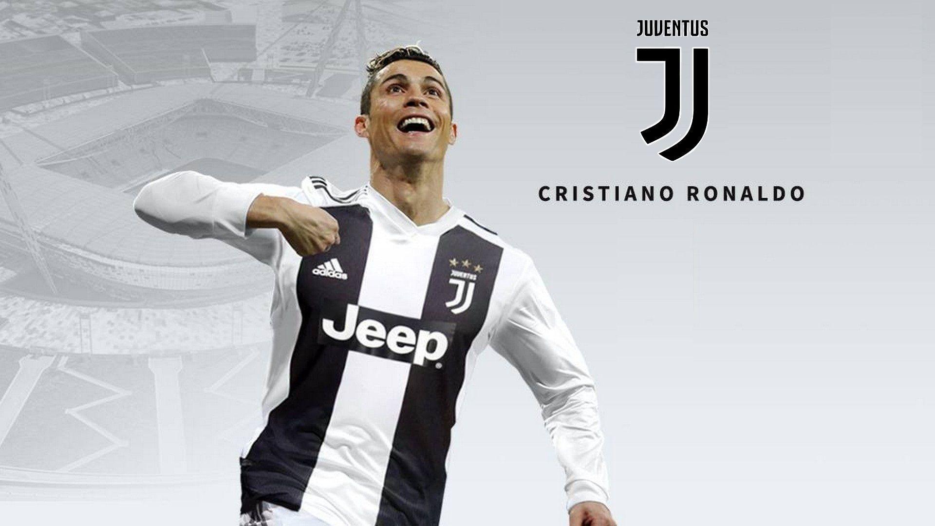1920x1080 Cristiano Ronaldo Juventus Hình nền HD.  Bóng đá 2019