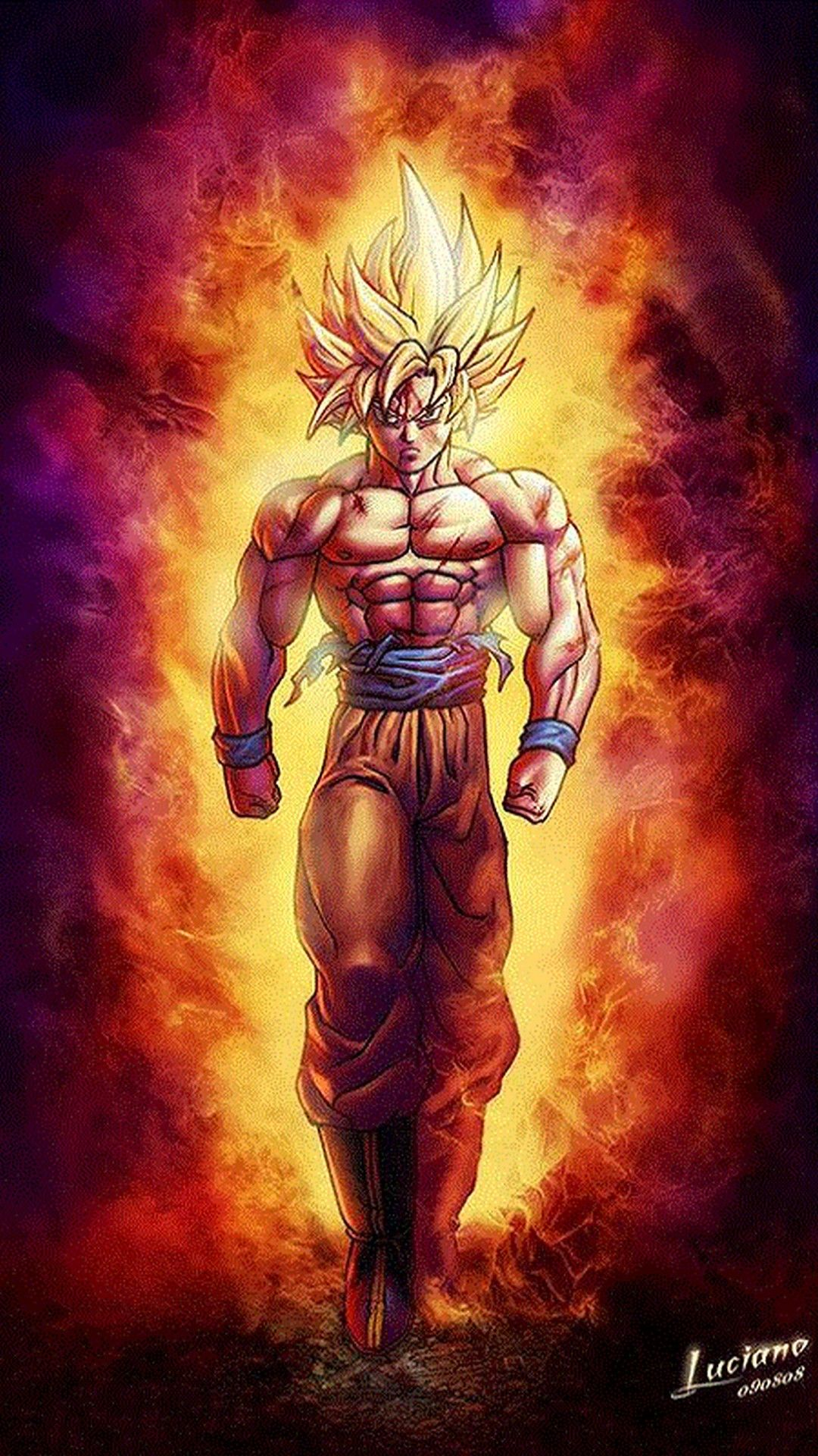 Goku Wallpaper 3d Gambarku