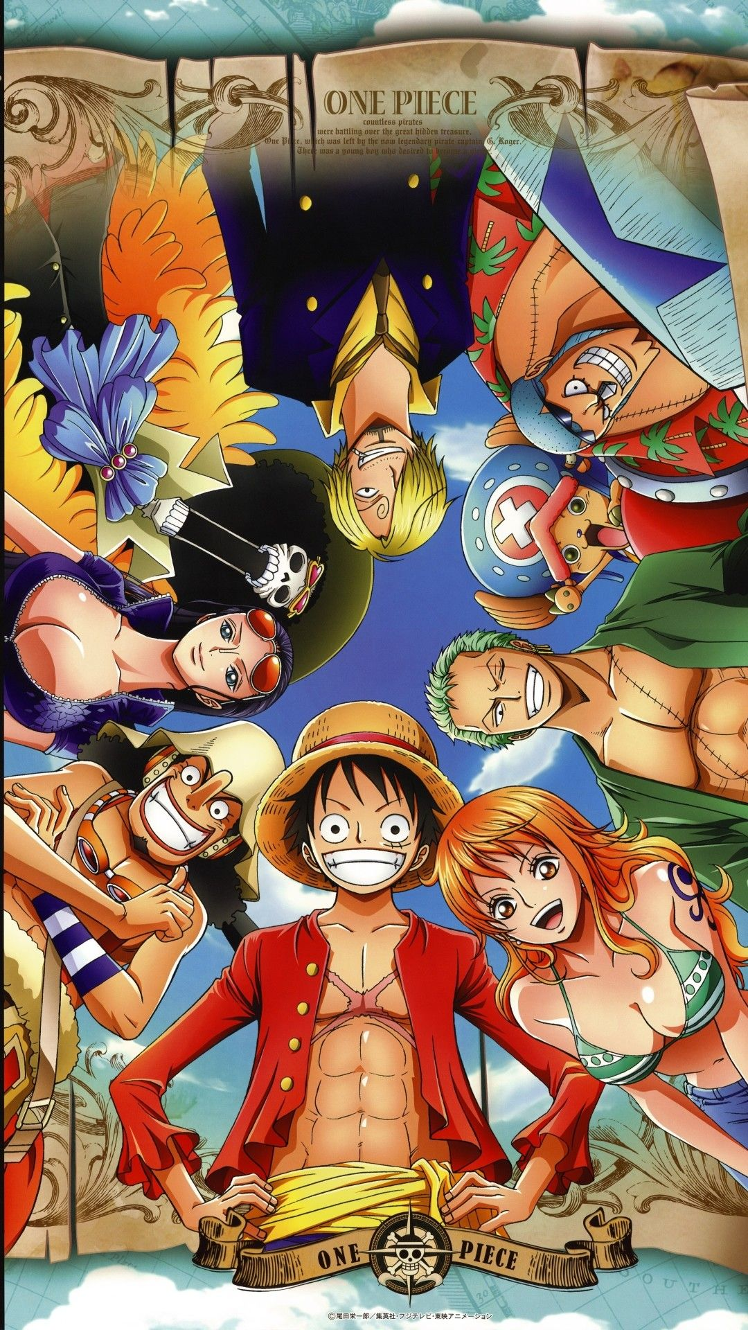 Wallpapers Luffy Android One Piece