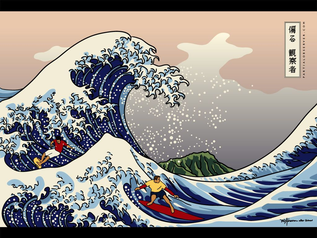 The Great Wave Wallpapers Top Free The Great Wave Backgrounds