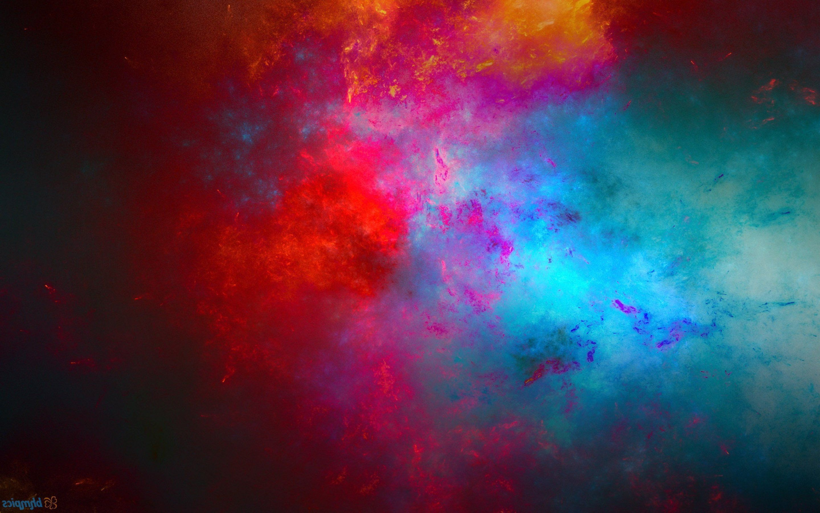 Red And Blue Galaxy Wallpapers Top Free Red And Blue Galaxy Backgrounds Wallpaperaccess