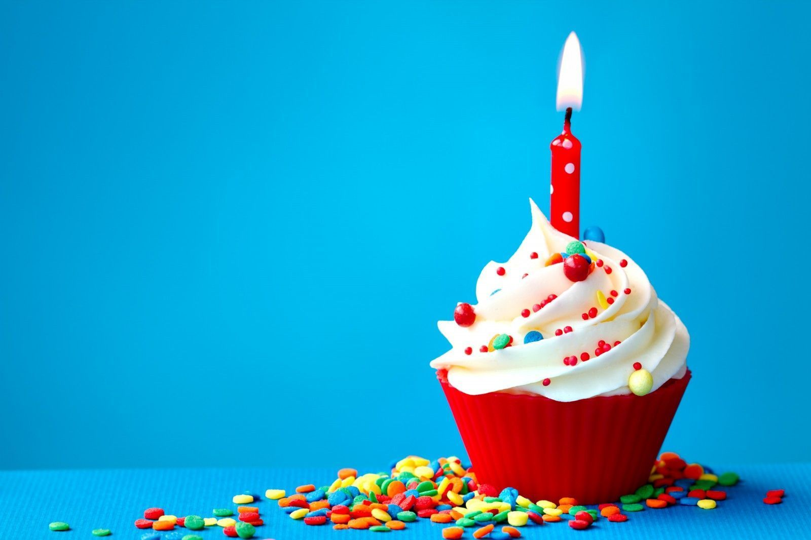 Birthday Cupcake Wallpapers - Top Free Birthday Cupcake Backgrounds -  WallpaperAccess
