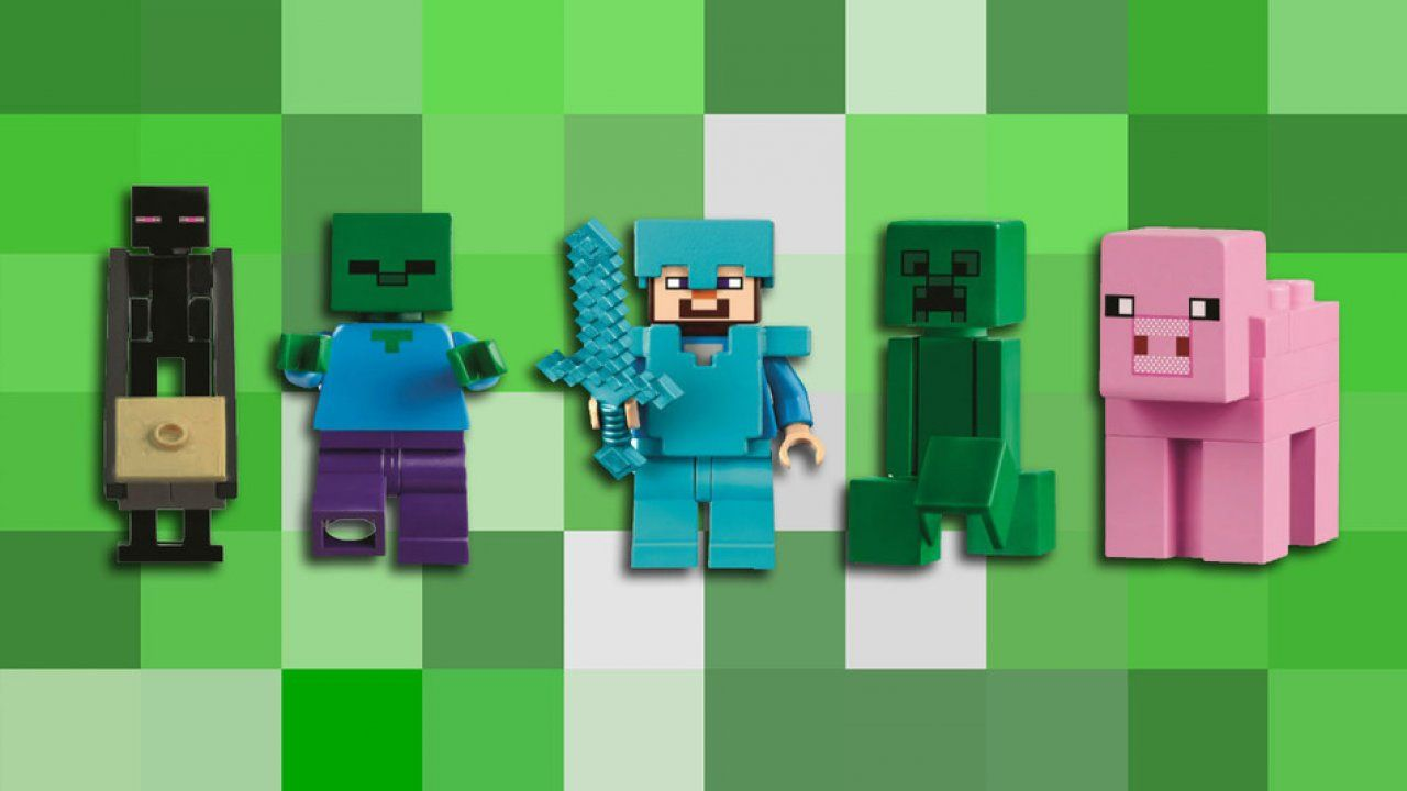 LEGO Minecraft Wallpapers - Top Free
