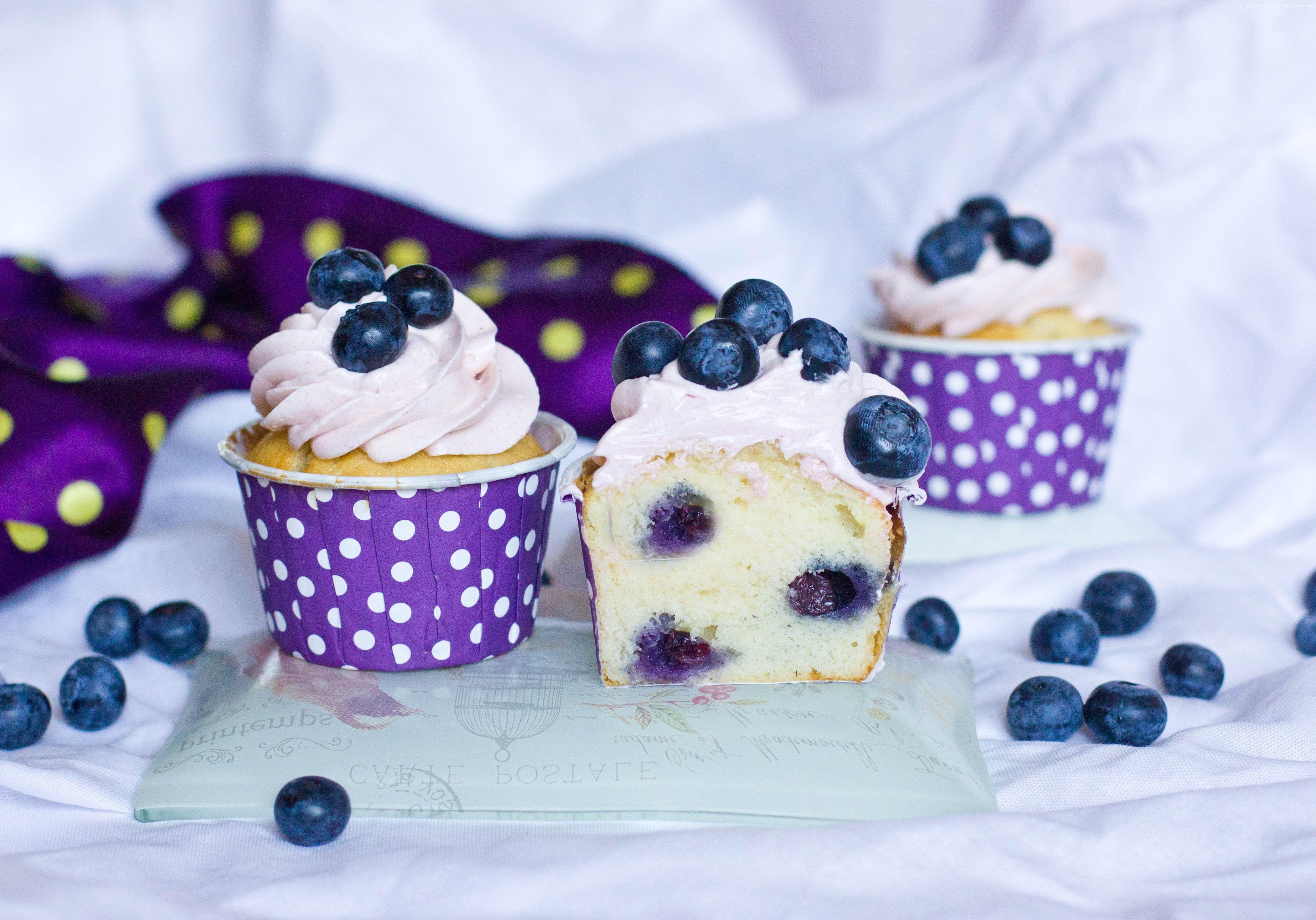 51 best free blue cupcake wallpapers - wallpaperaccess