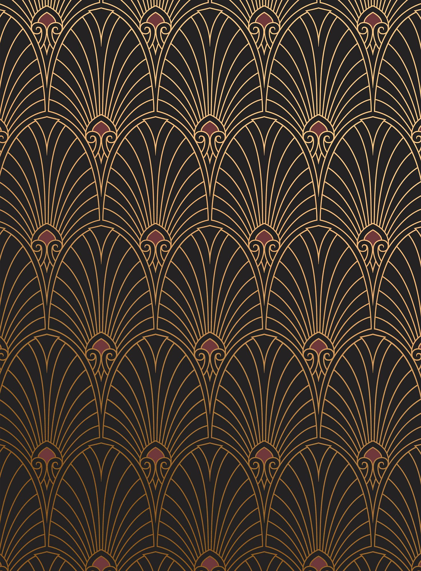 Art Nouveau Art Deco Iphone Wallpaper