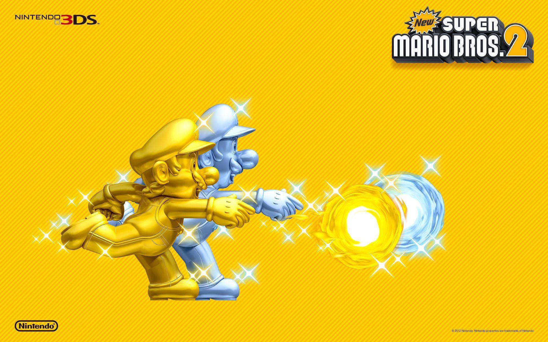 New Super Mario Bros 2 Wallpapers Top Free New Super Mario Bros