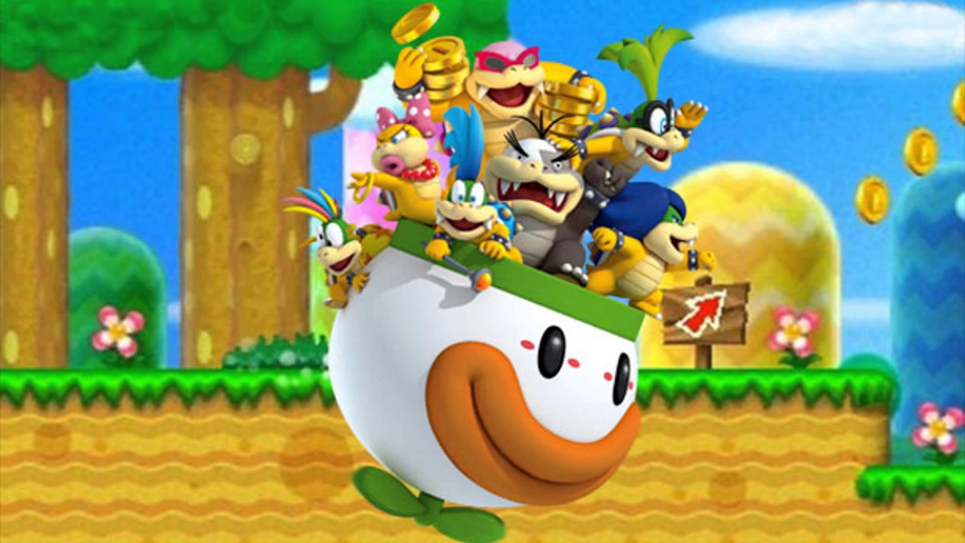 New Super Mario Bros 2 Wallpapers - Top Free New Super Mario