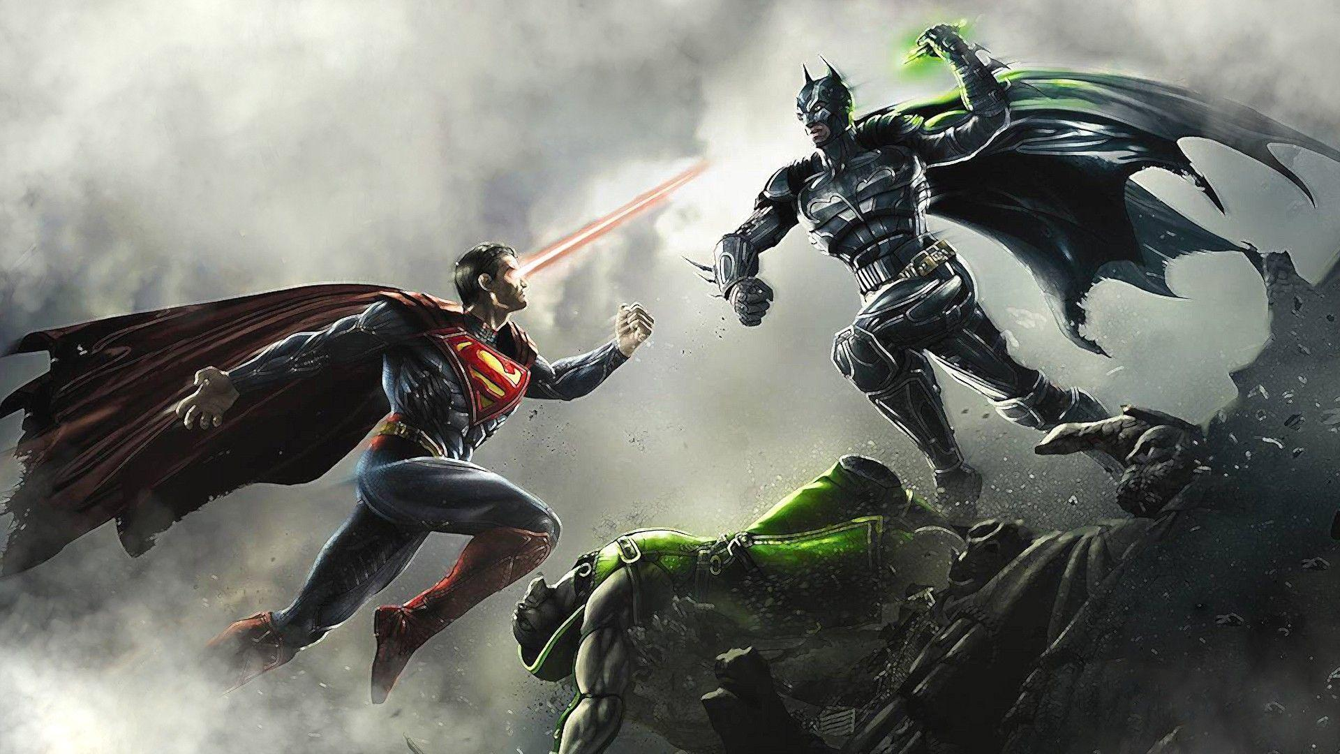 Injustice Wallpapers Top Free Injustice Backgrounds Wallpaperaccess