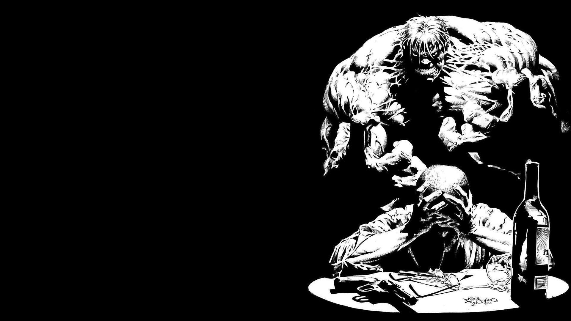 Hulk Black Wallpapers Top Free Hulk Black Backgrounds