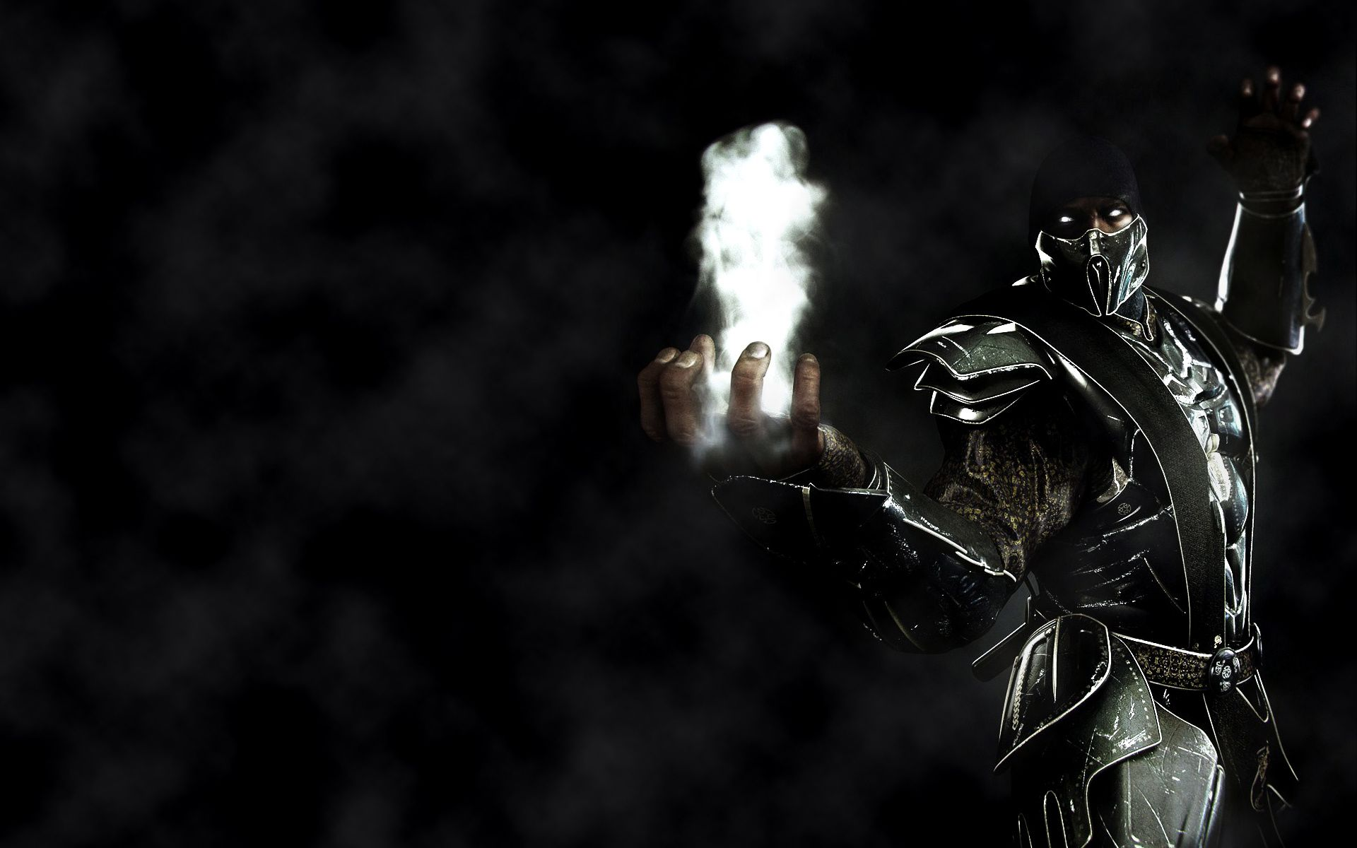 noob saibot mortal kombat 11 wallpaper 4k