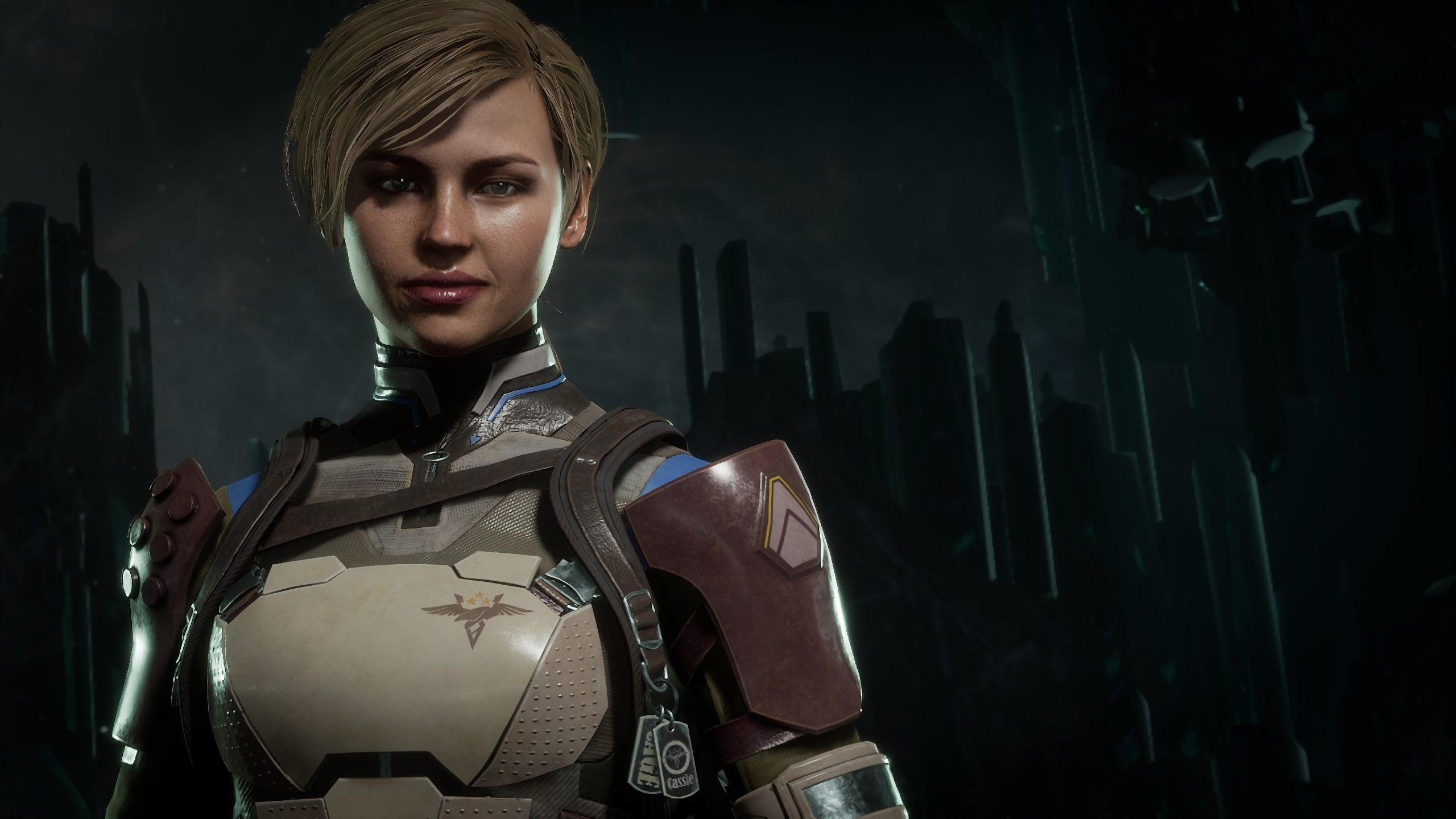 Cassie Cage Wallpapers - Top Free Cassie Cage Backgrounds - WallpaperAccess