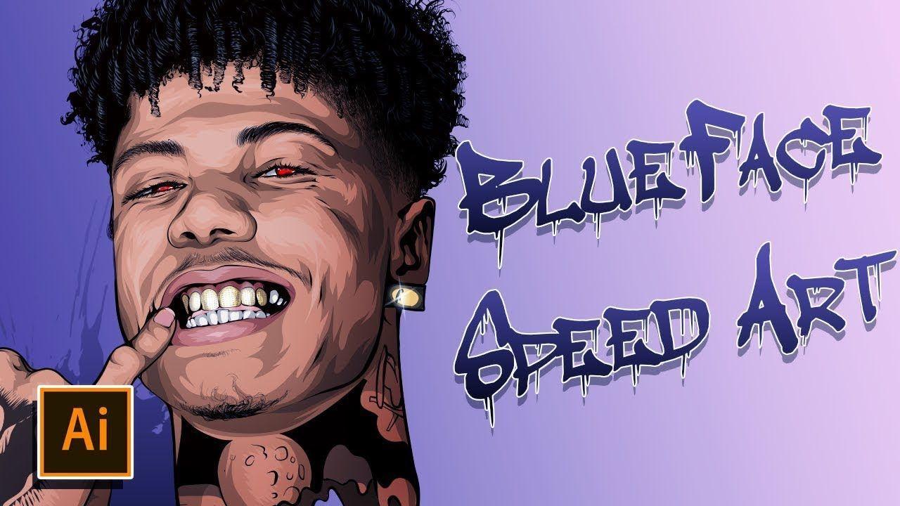 Blueface Cartoon Wallpapers - Top Free Blueface Cartoon ...