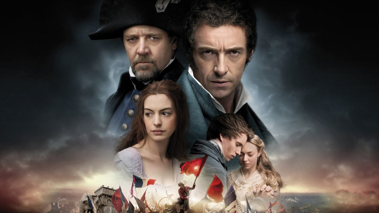 Les Miserables Wallpapers Top Free Les Miserables Backgrounds Wallpaperaccess