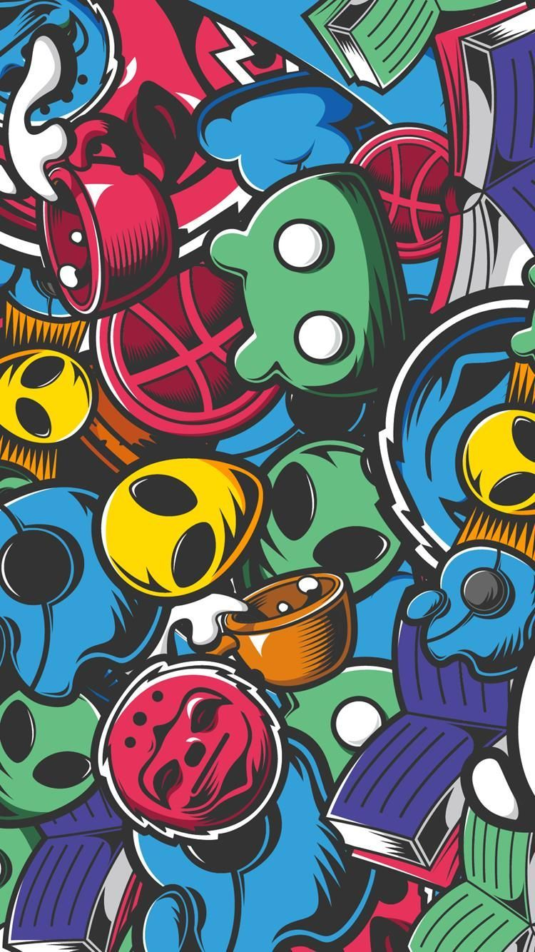 Graffiti Iphone Wallpapers Top Free Graffiti Iphone