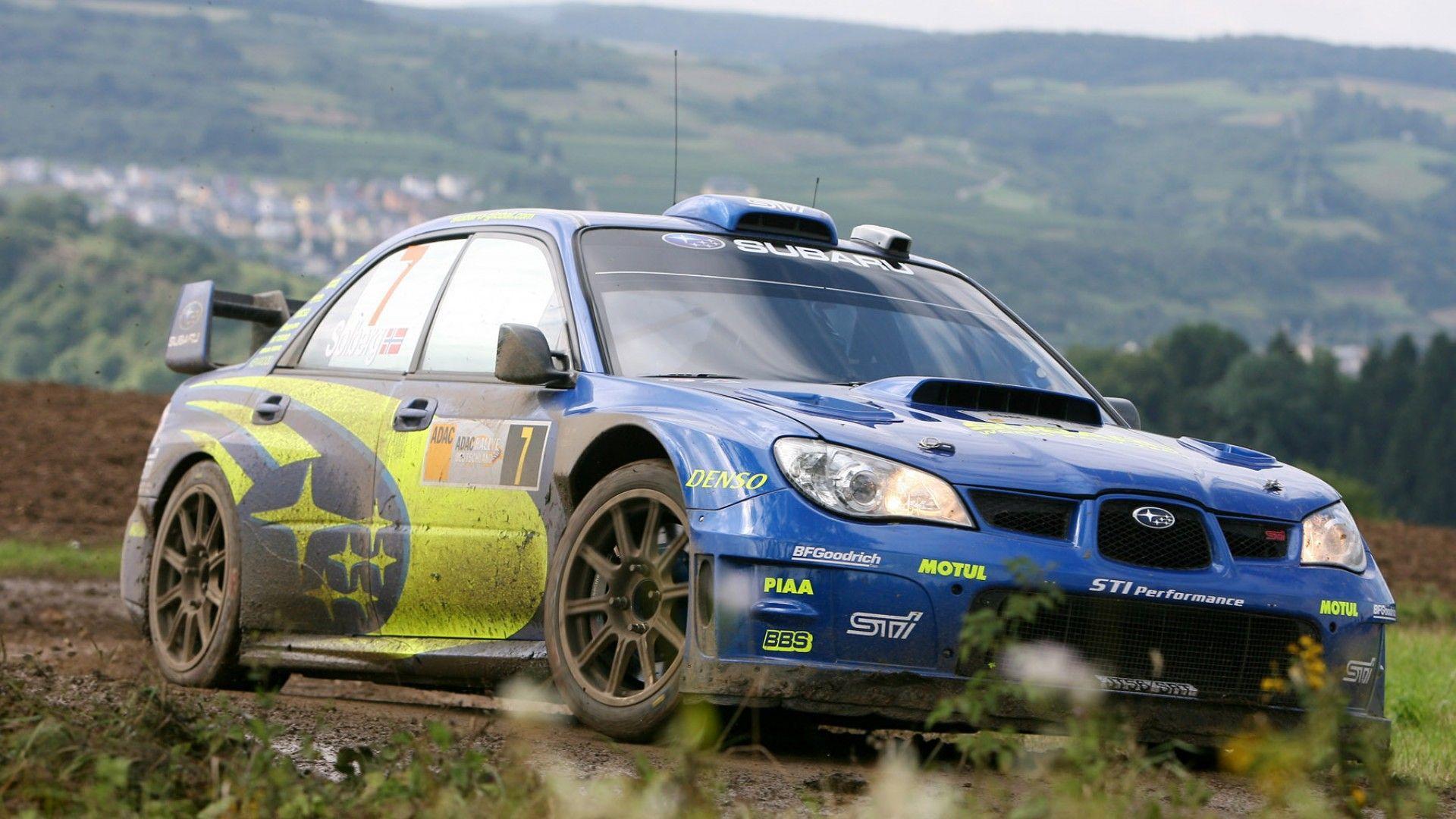Subaru Rally Wallpapers Top Free Subaru Rally Backgrounds