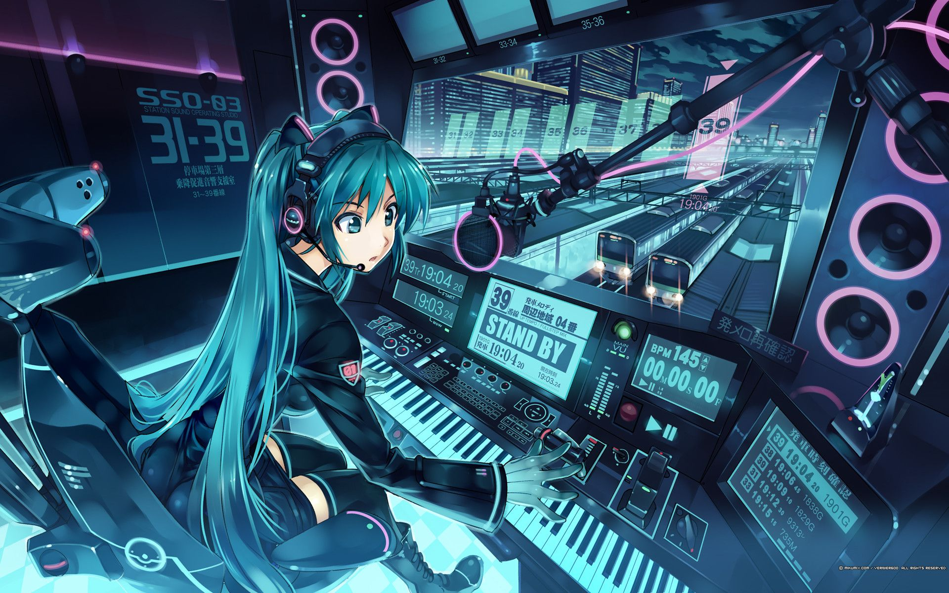 Anime Music Wallpapers Top Free Anime Music Backgrounds