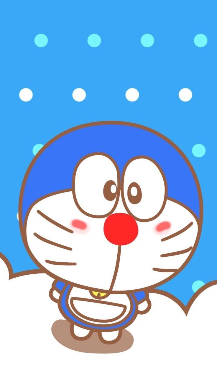 Hình Doraemon đẹp nhất 736x1308.  Doraemon, Mèo và Mèo