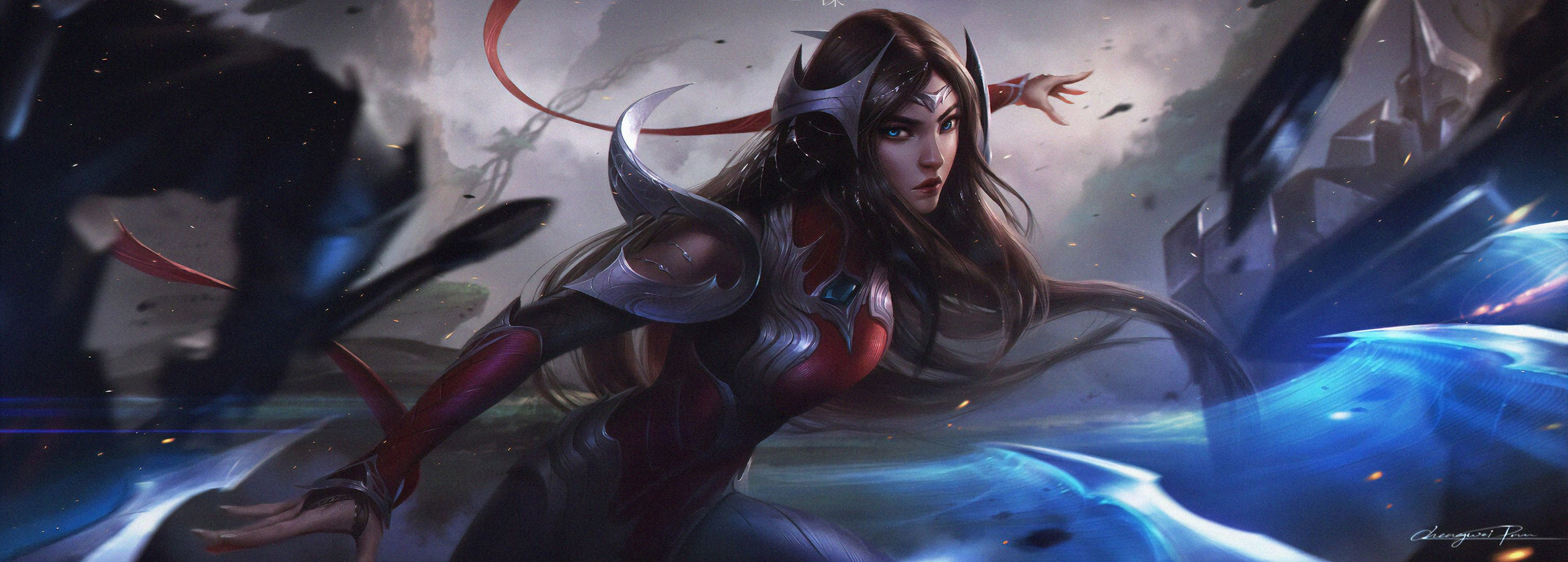 Irelia Wallpapers Top Free Irelia Backgrounds Wallpaperaccess