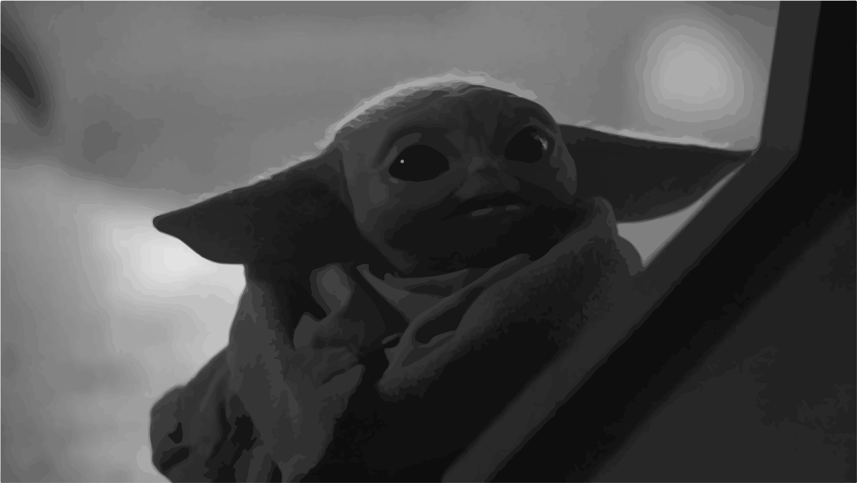 Baby Yoda Hd Wallpapers Top Free Baby Yoda Hd Backgrounds Wallpaperaccess