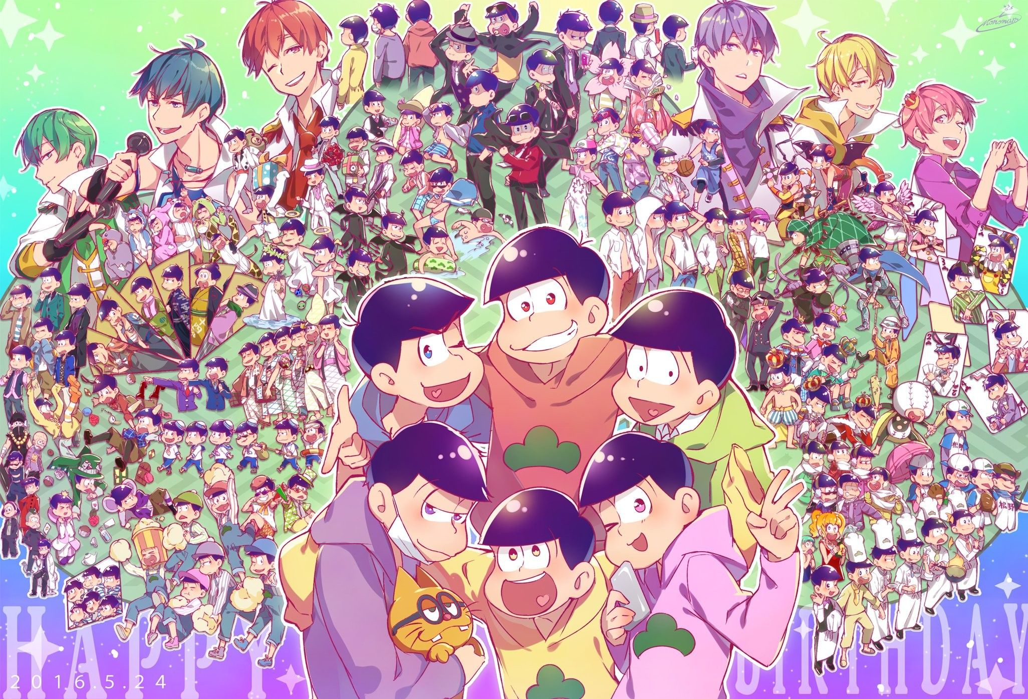 Osomatsu Kun Wallpapers Top Free Osomatsu Kun Backgrounds