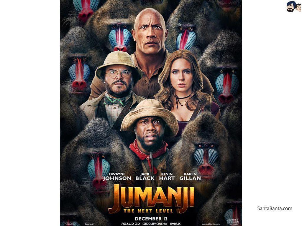 Jumanji The Next Level Wallpapers Top Free Jumanji The