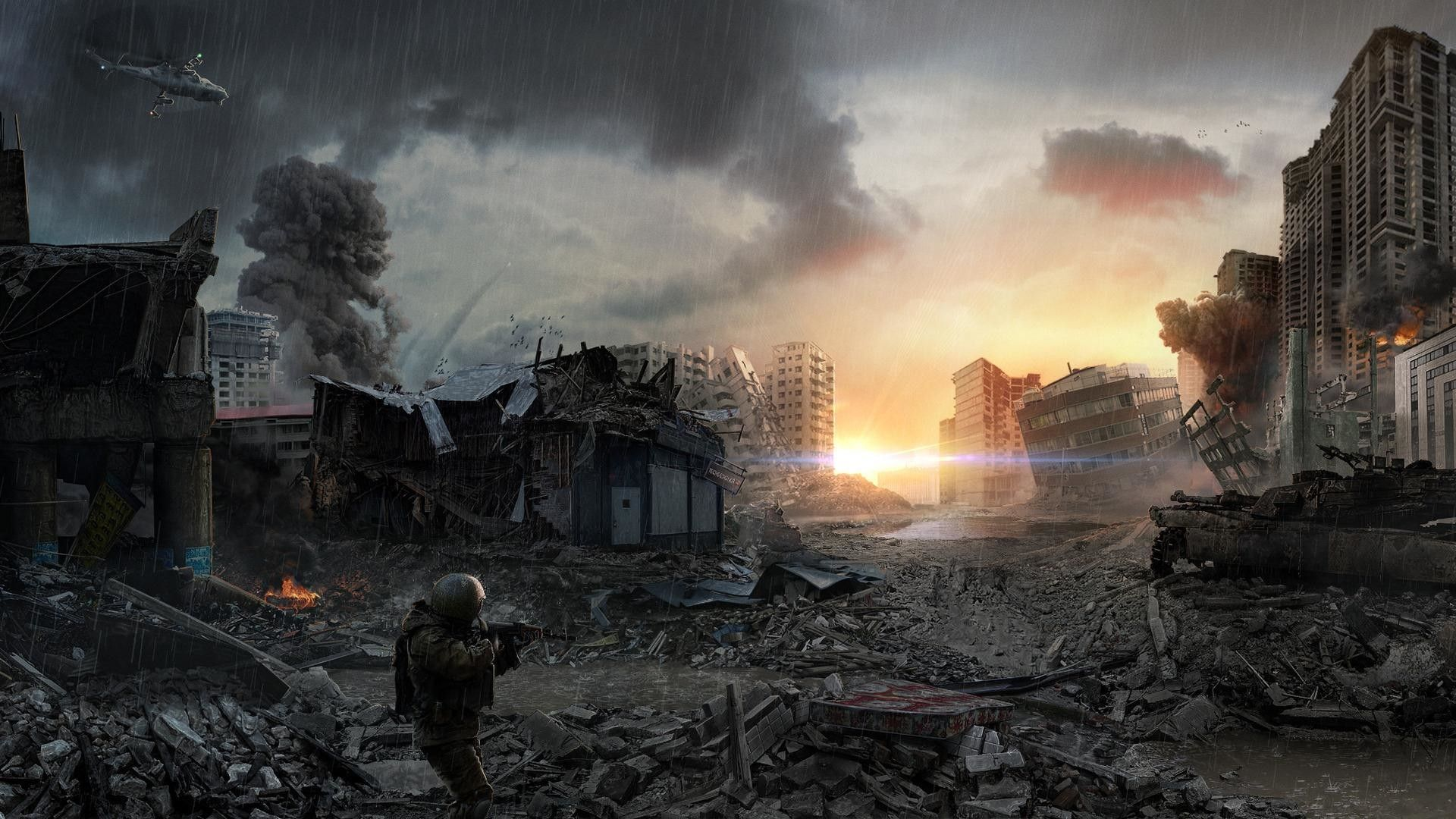 Post Apocalypse Wallpapers Top Free Post Apocalypse
