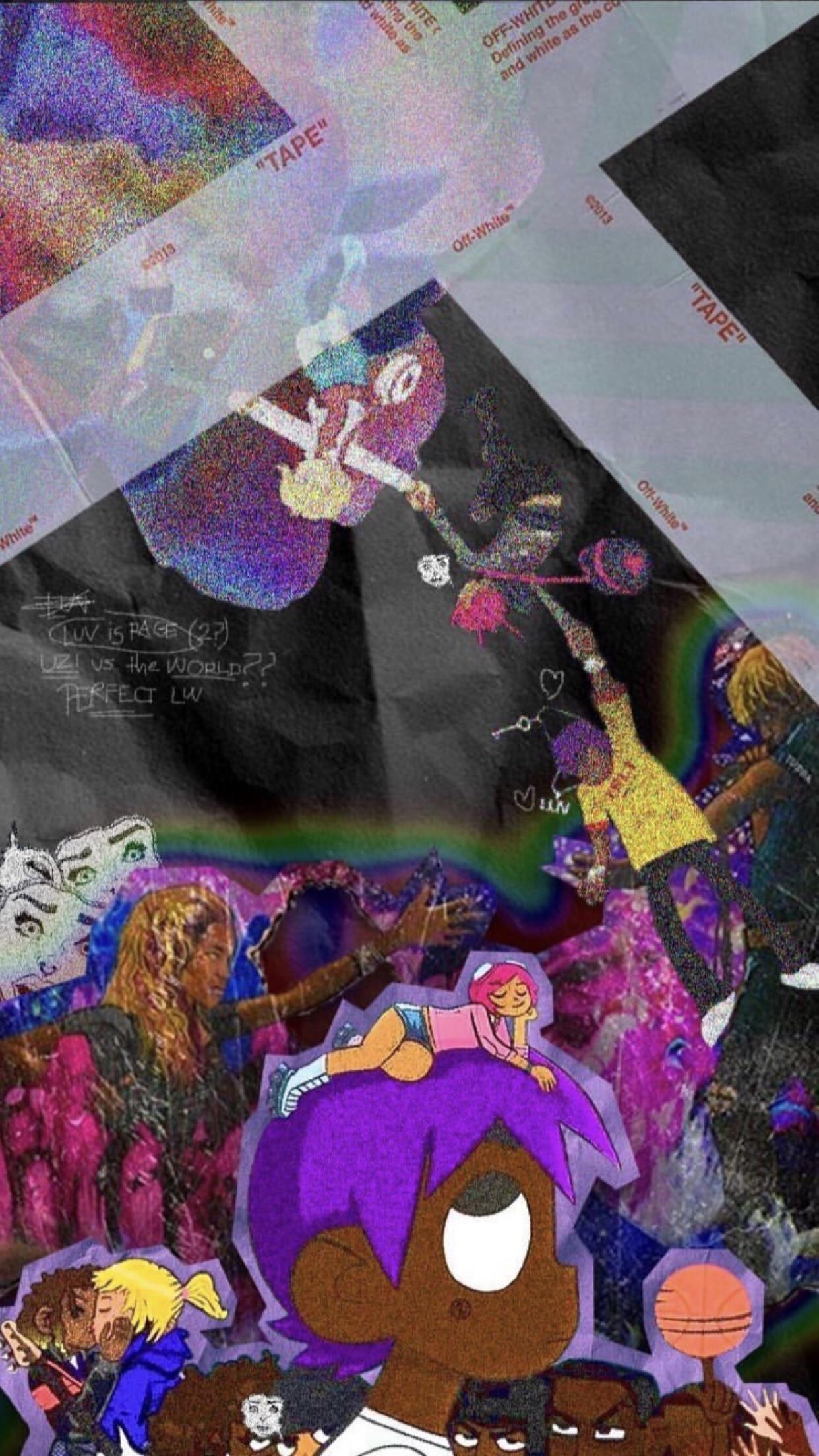 Lil Uzi Vert Vs The World 2 Wallpapers Top Free Lil Uzi Vert Vs