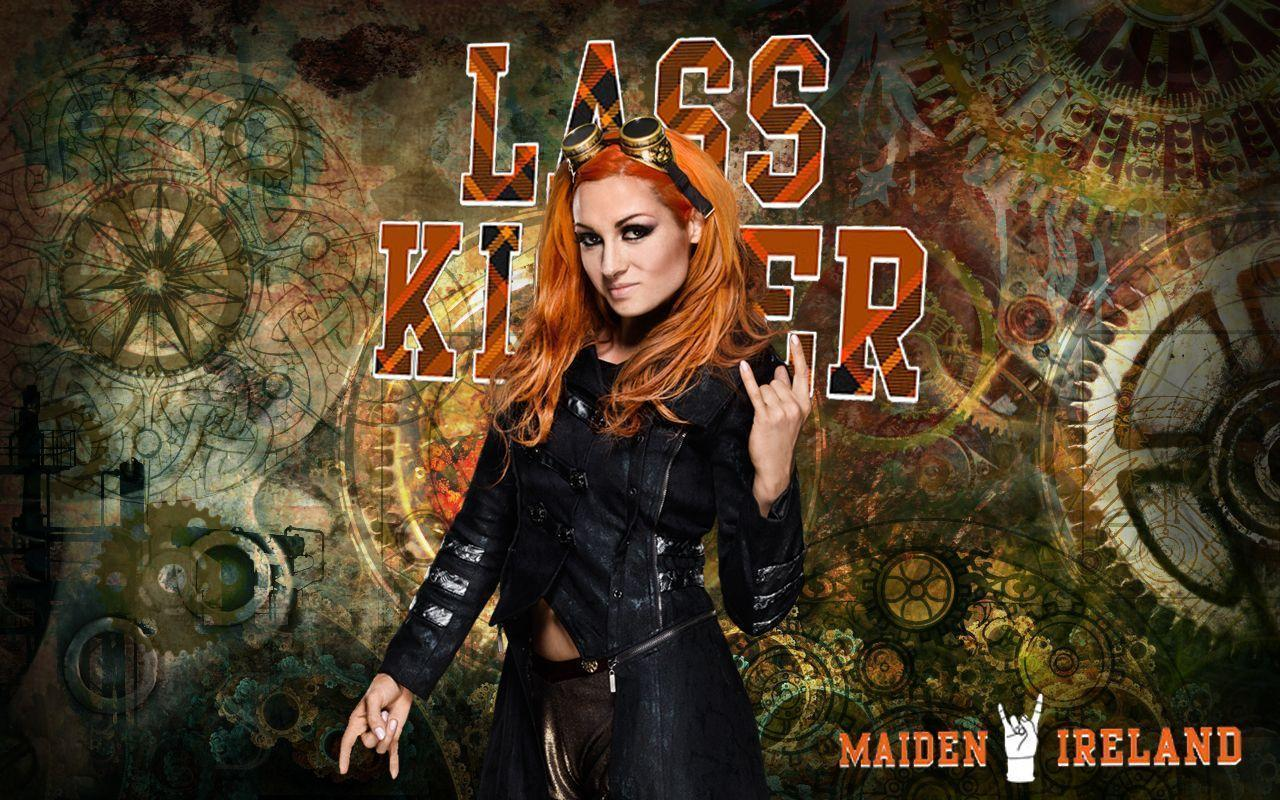 Becky Lynch Wallpapers - Top Free Becky