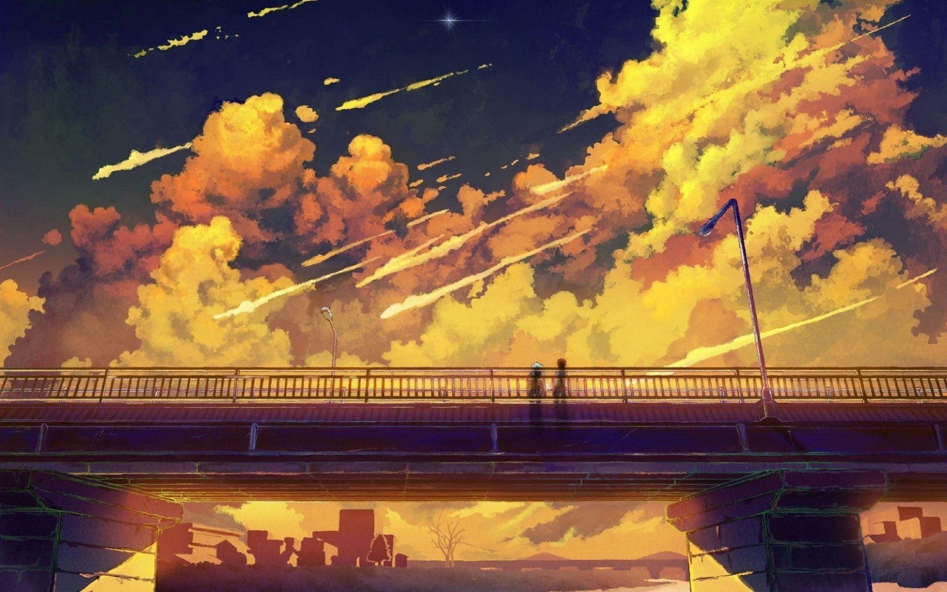 Kickass Yellow Anime Wallpaper Android Wallpaper