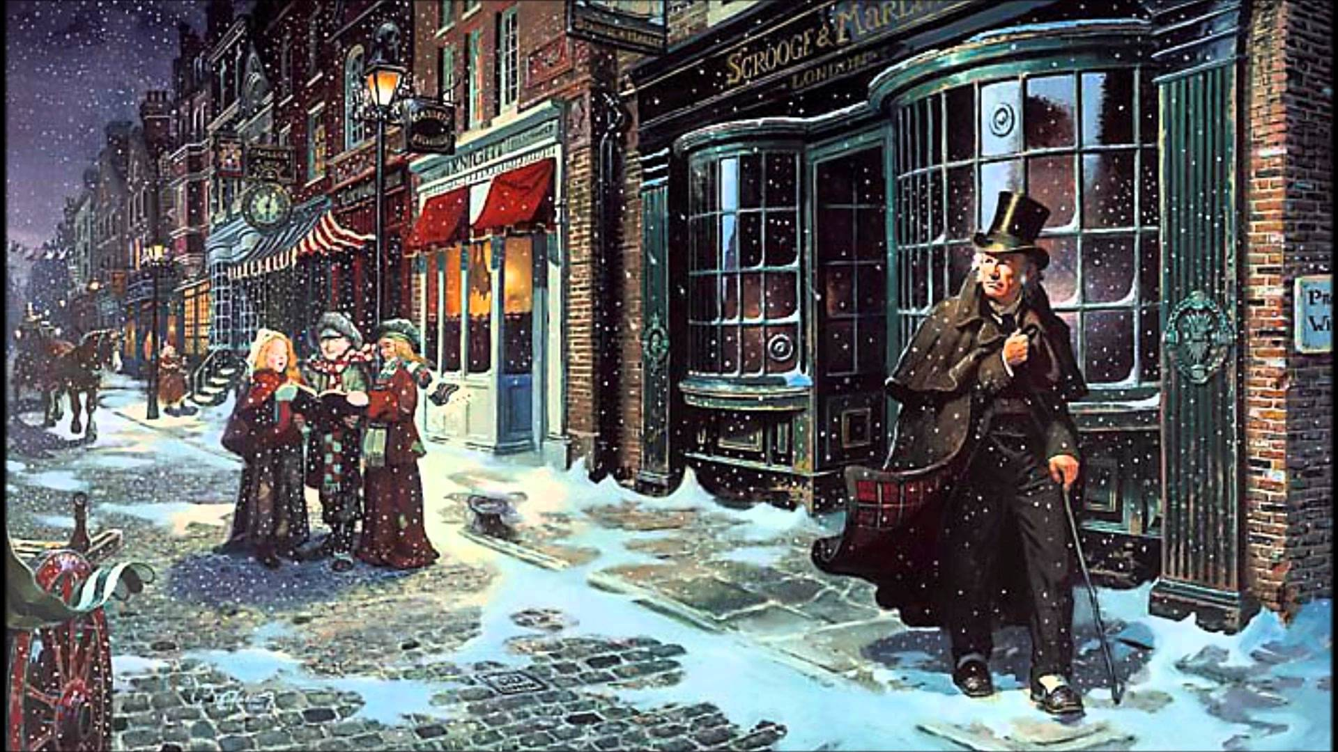A Christmas Carol Wallpapers - Top Free ...