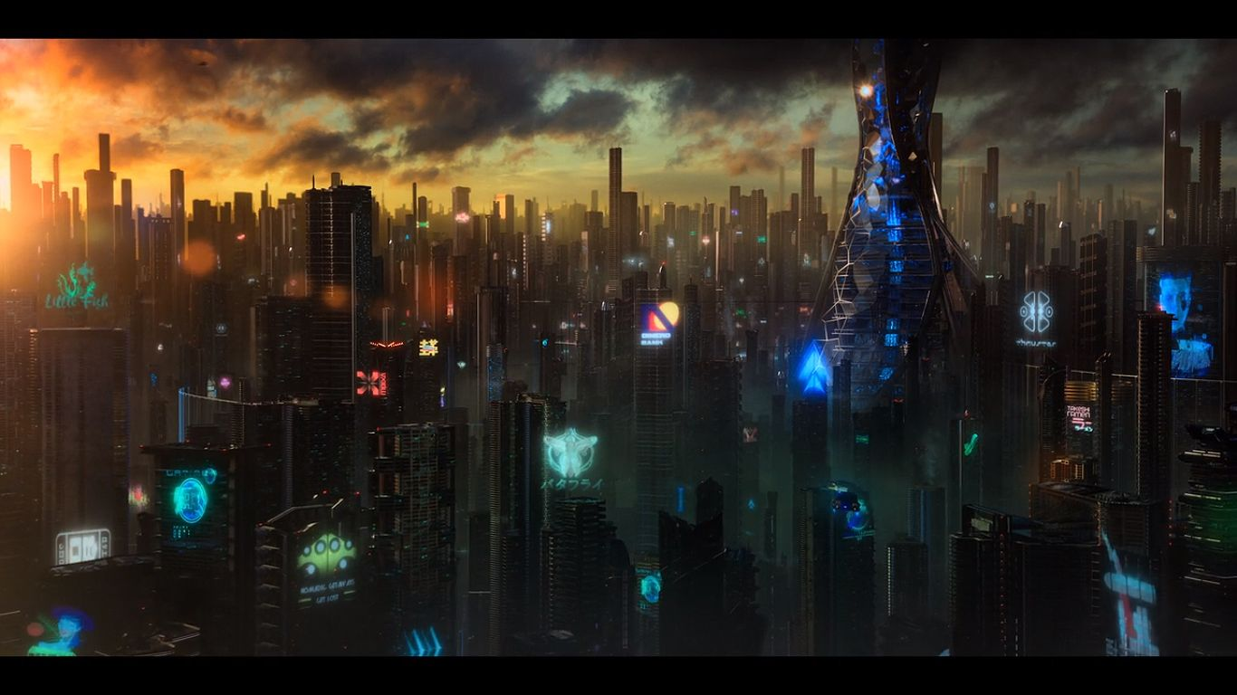 Altered Carbon Wallpapers - Top Free Altered Carbon ...