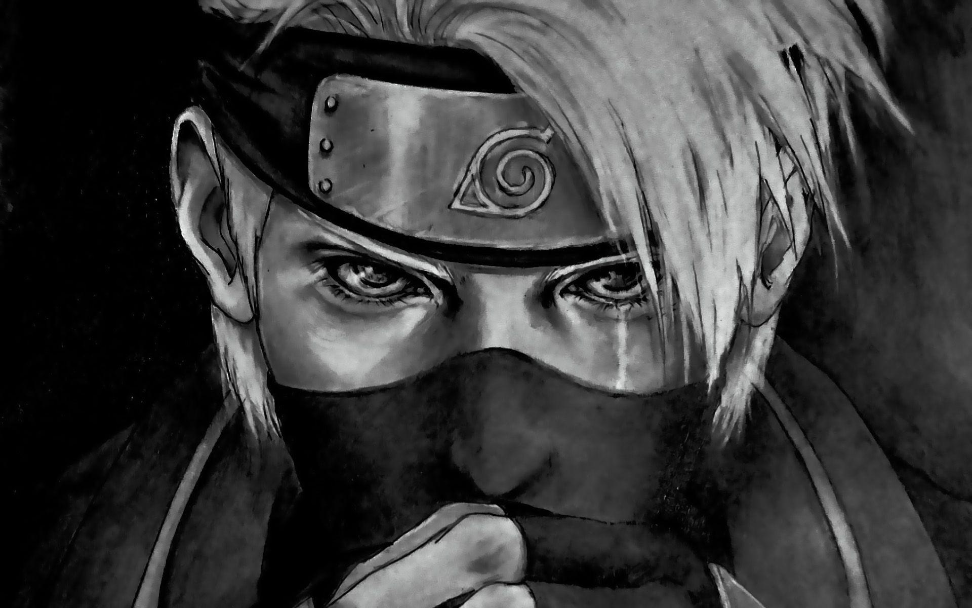 Naruto Black And White Wallpapers Top Free Naruto Black And