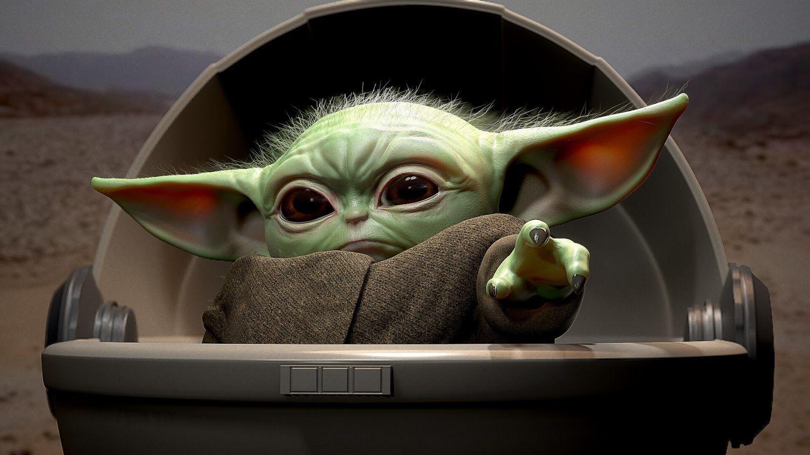 Baby Yoda Desktop Wallpapers Top Free Baby Yoda Desktop Backgrounds Wallpaperaccess