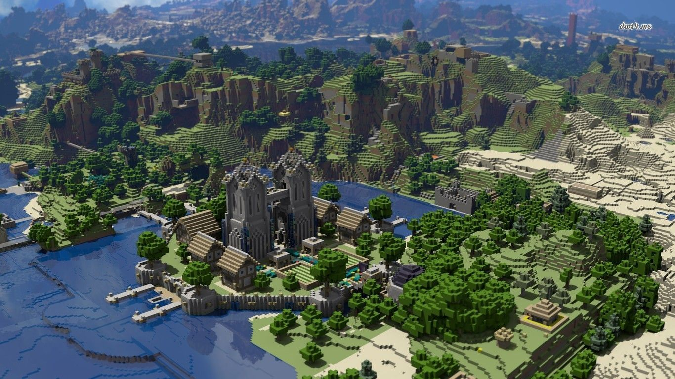 """1920x1080 So how about some awesome Minecraft wallpapers? Here's a few great ..."""">"""