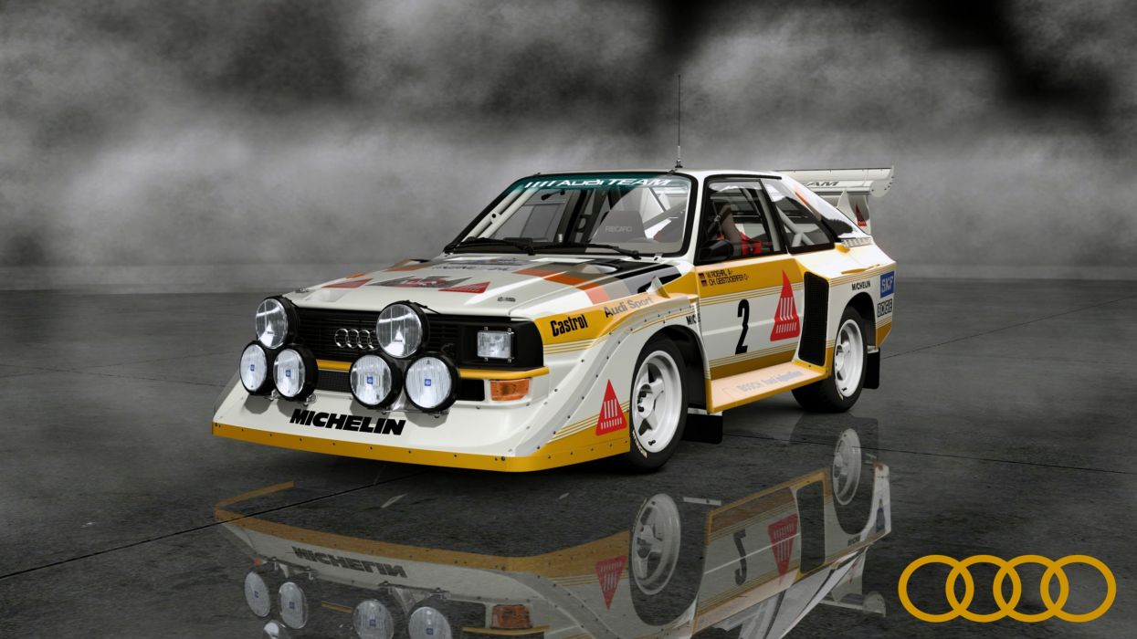 Audi Quattro Wallpapers Top Free Audi Quattro Backgrounds Wallpaperaccess