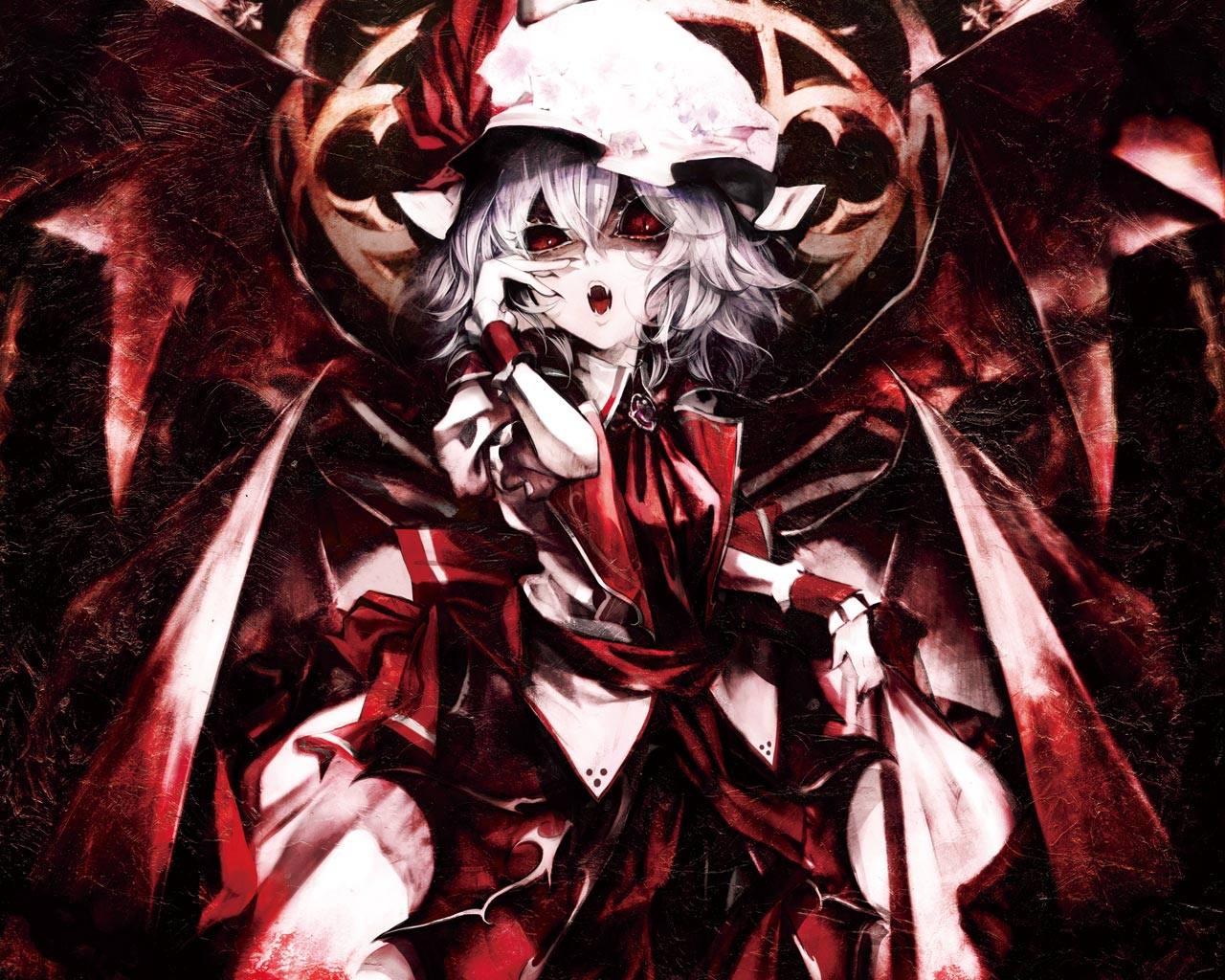 Anime Vampire Girl Wallpapers - Top Free Anime Vampire Girl