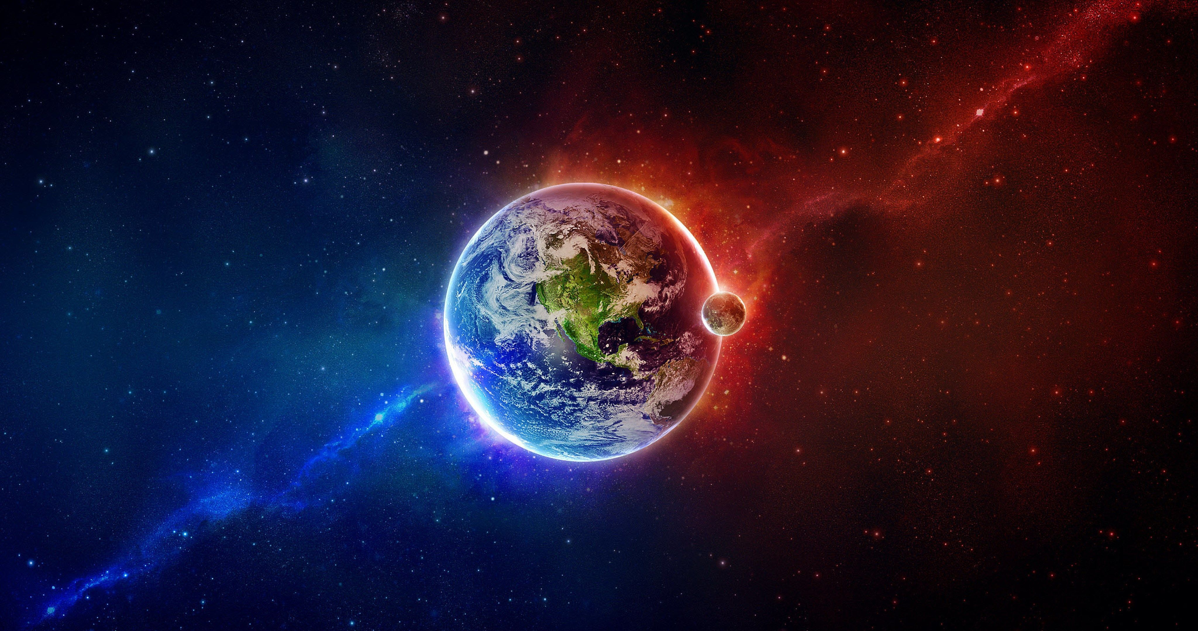 72 Best Free 4k Earth Wallpapers Wallpaperaccess