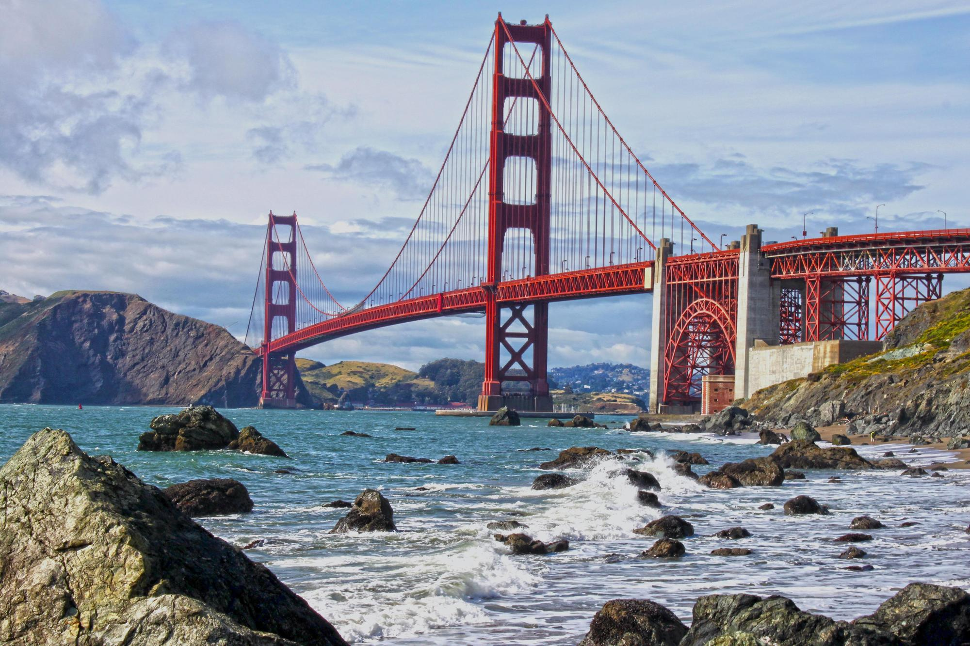 San Francisco Wallpapers Top Free San Francisco Backgrounds Wallpaperaccess
