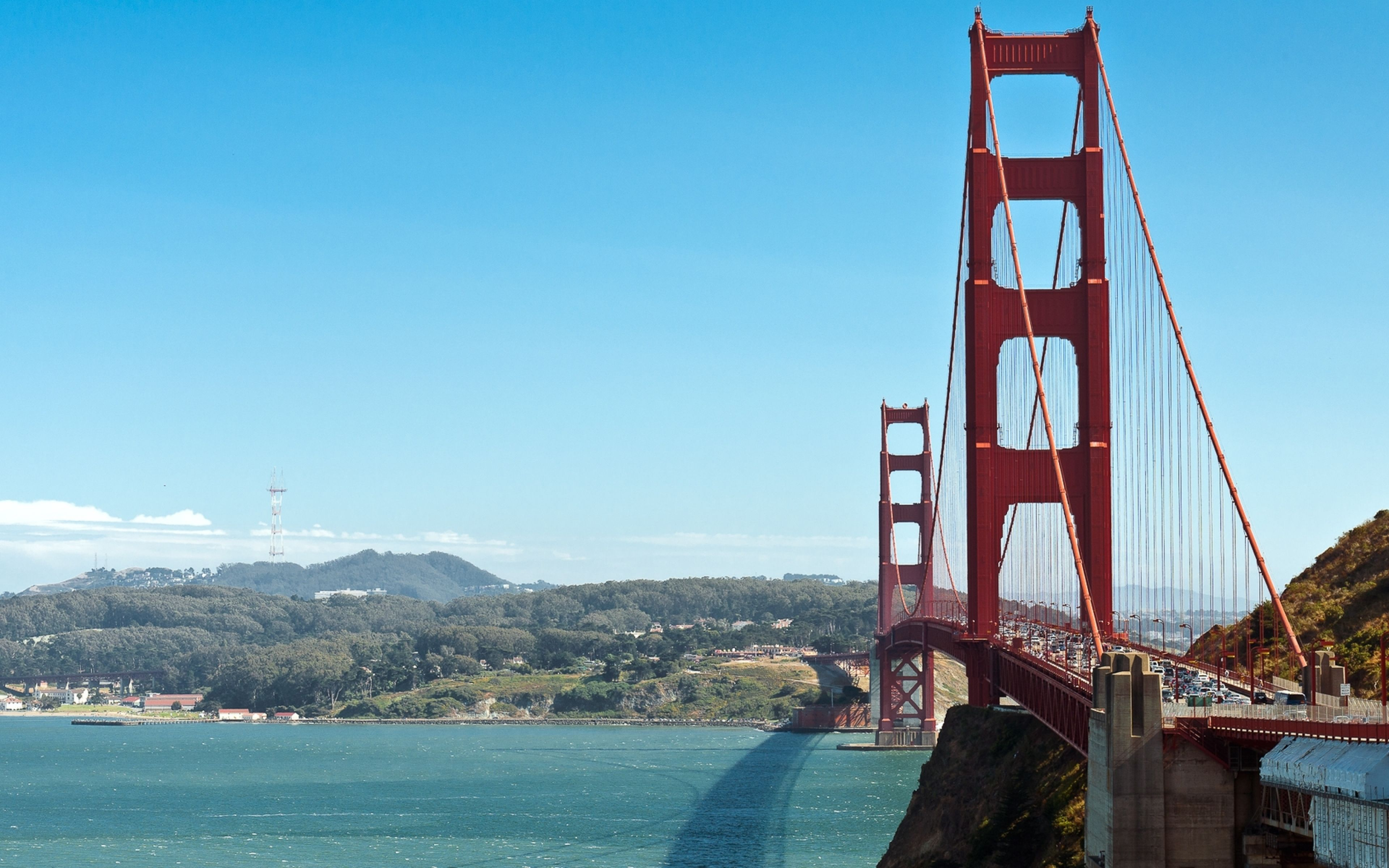Nice Golden Gate Laptop Backgrounds wallpaper nature and landscape