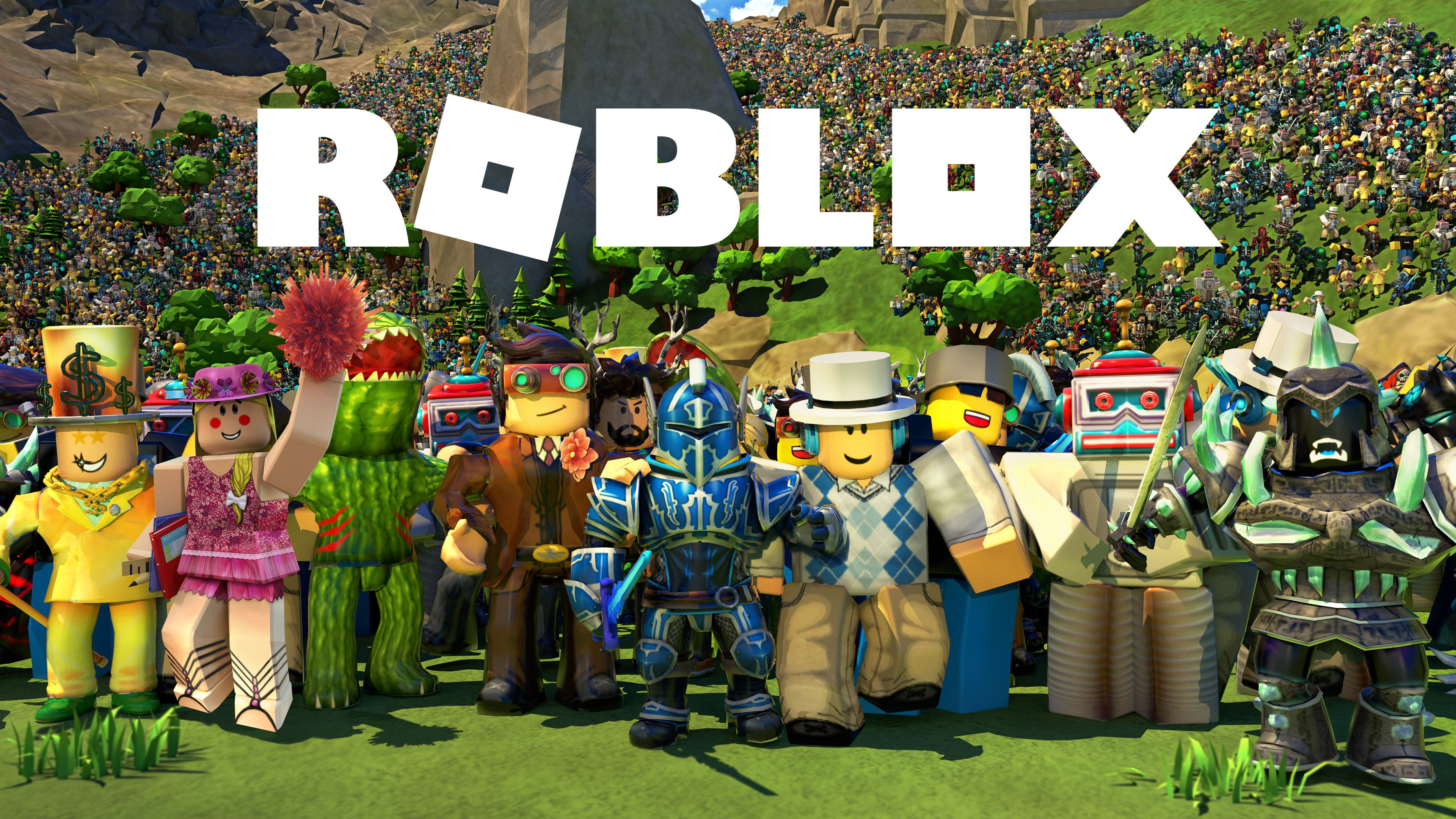 Roblox 4k Wallpapers Top Free Roblox 4k Backgrounds Wallpaperaccess