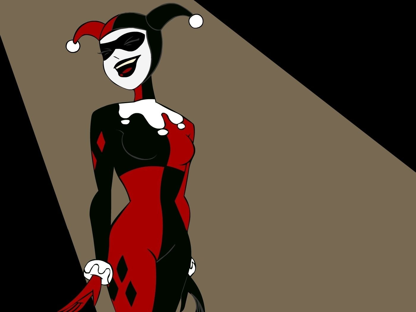 Joker Girl Wallpapers Top Free Joker Girl Backgrounds Wallpaperaccess