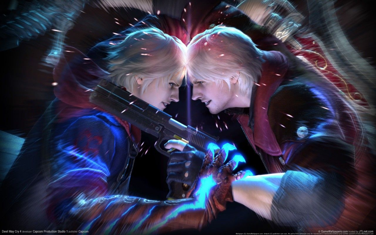 Devil May Cry 4 Wallpapers Top Free Devil May Cry 4 Backgrounds