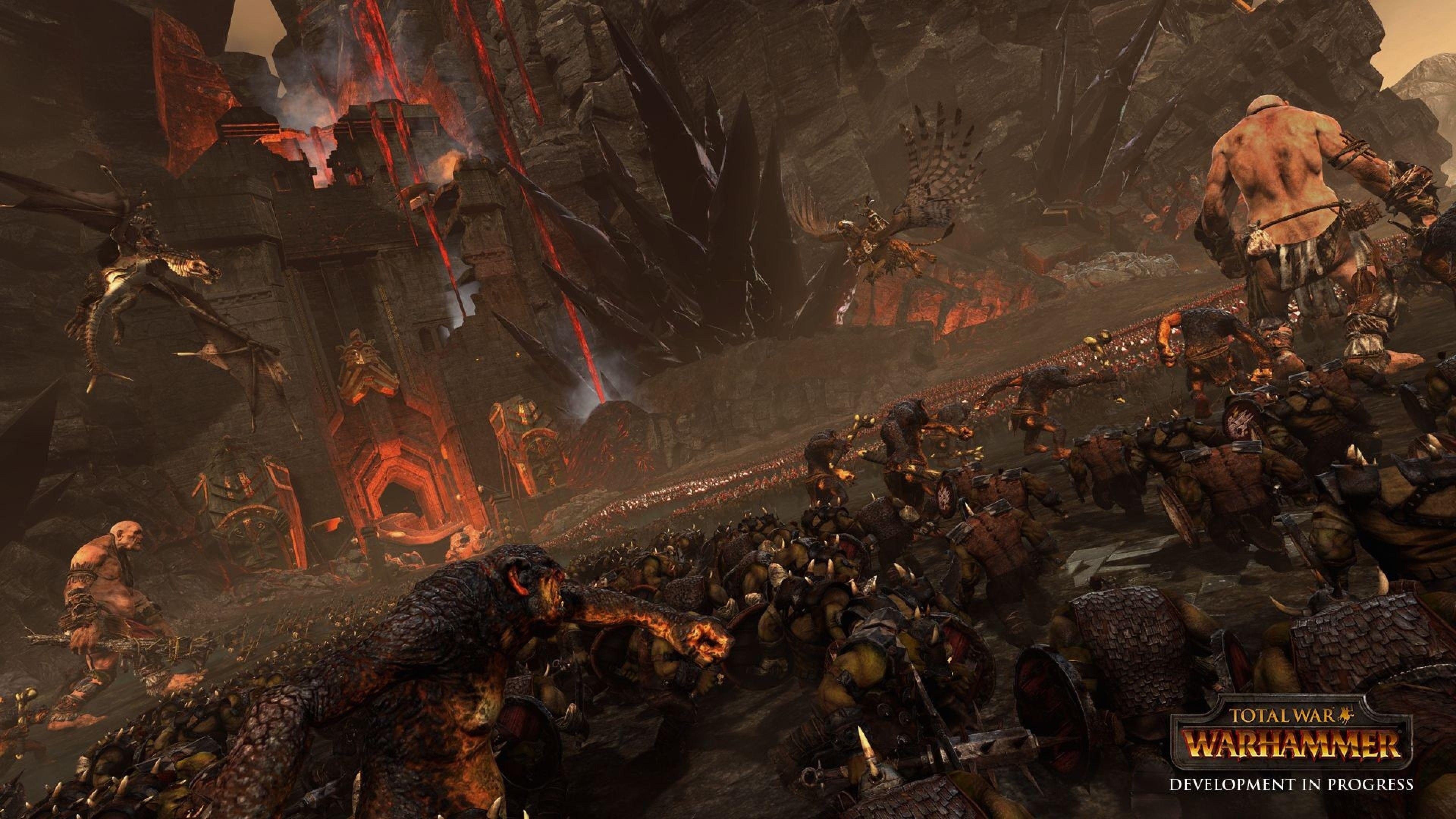 Warhammer Fantasy Wallpapers Top Free Warhammer Fantasy Backgrounds Wallpaperaccess