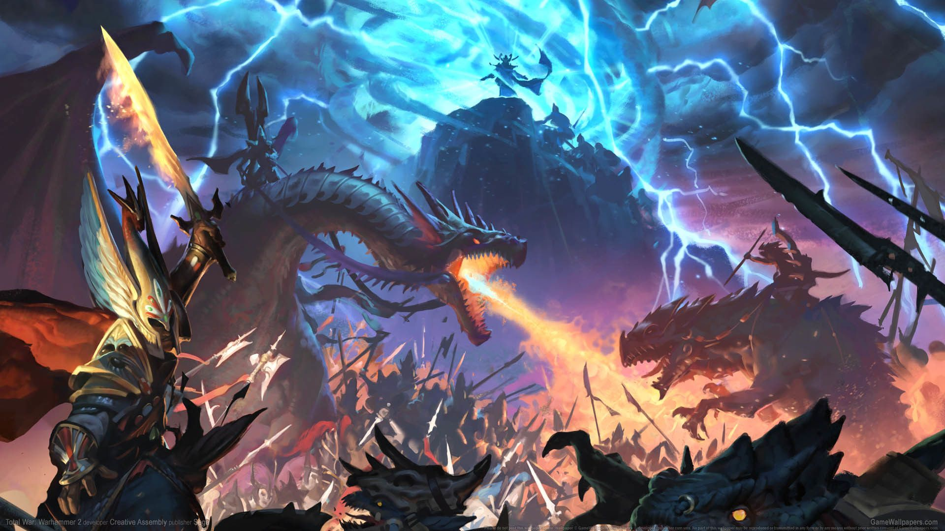 Warhammer Fantasy Wallpapers Top Free Warhammer Fantasy