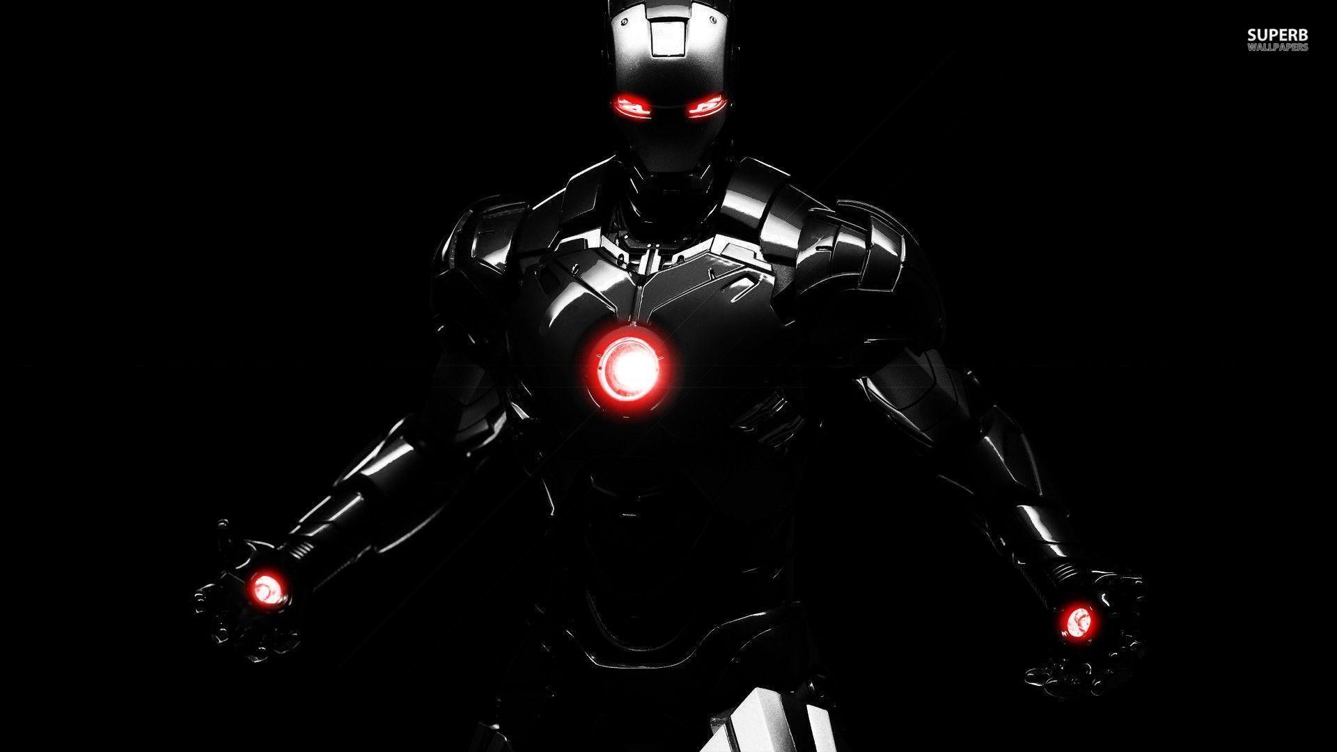 Black Iron Man Wallpapers Top Free Black Iron Man