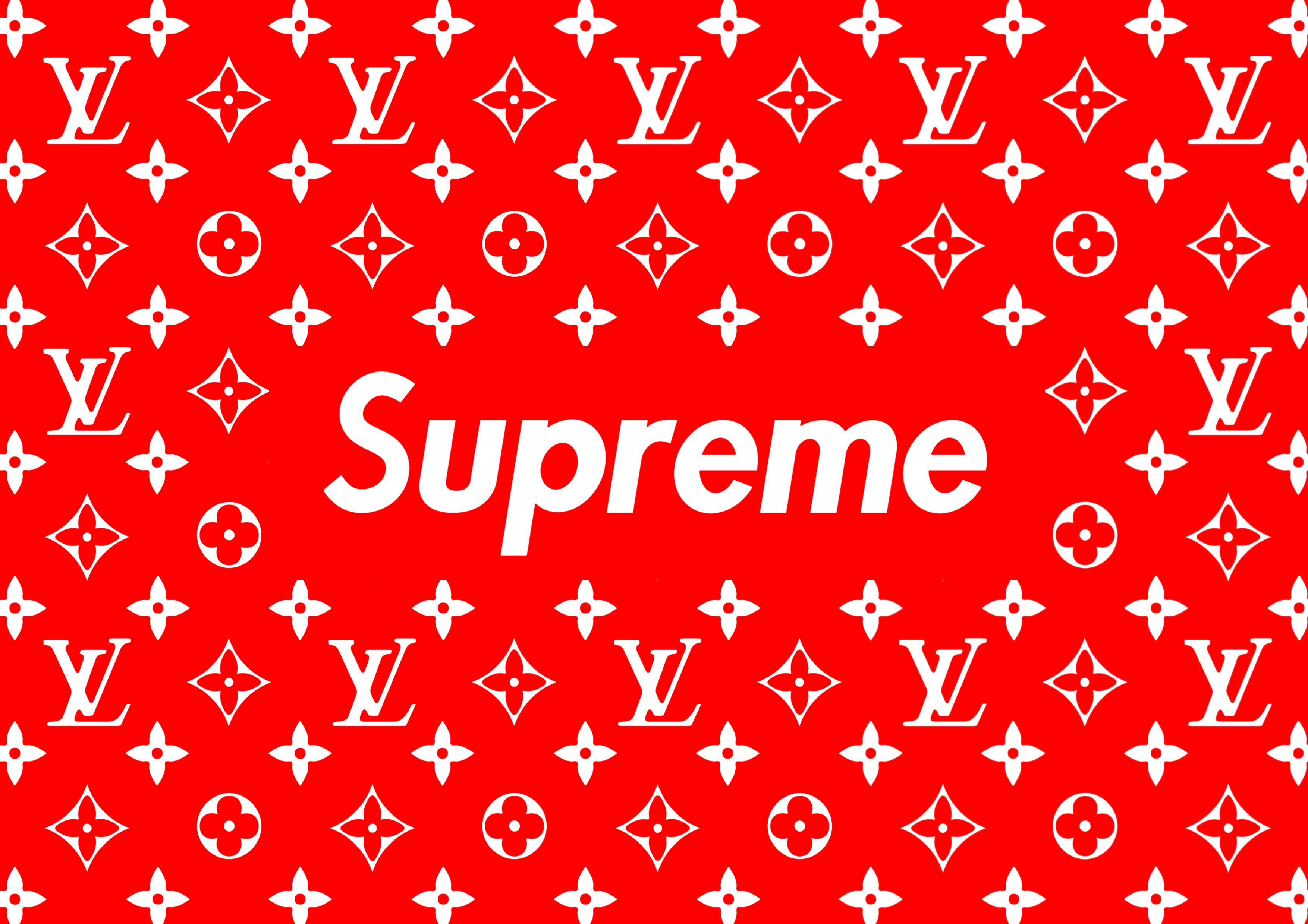 Supreme Louis Vuitton Wallpapers Top Free Supreme Louis